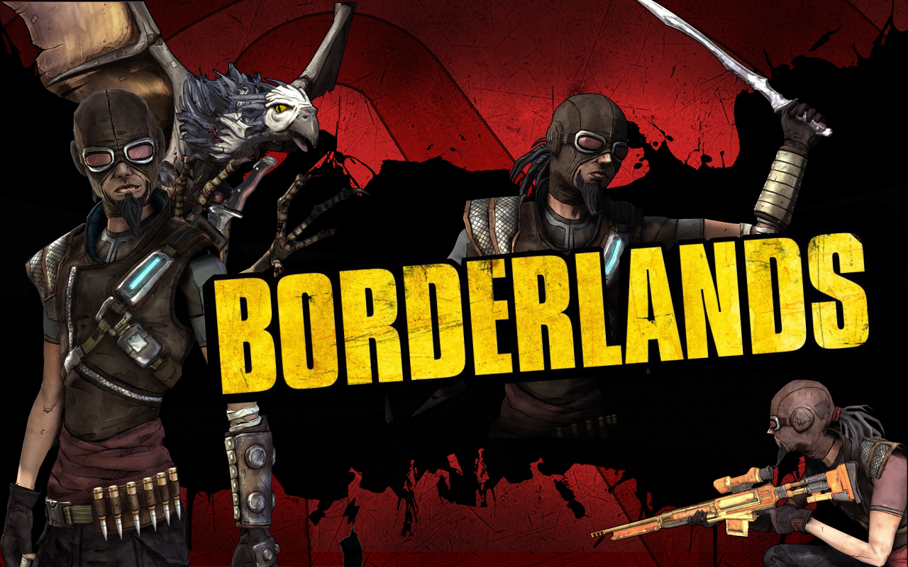Borderlands Wallpaper; Borderlands Wallpaper ...
