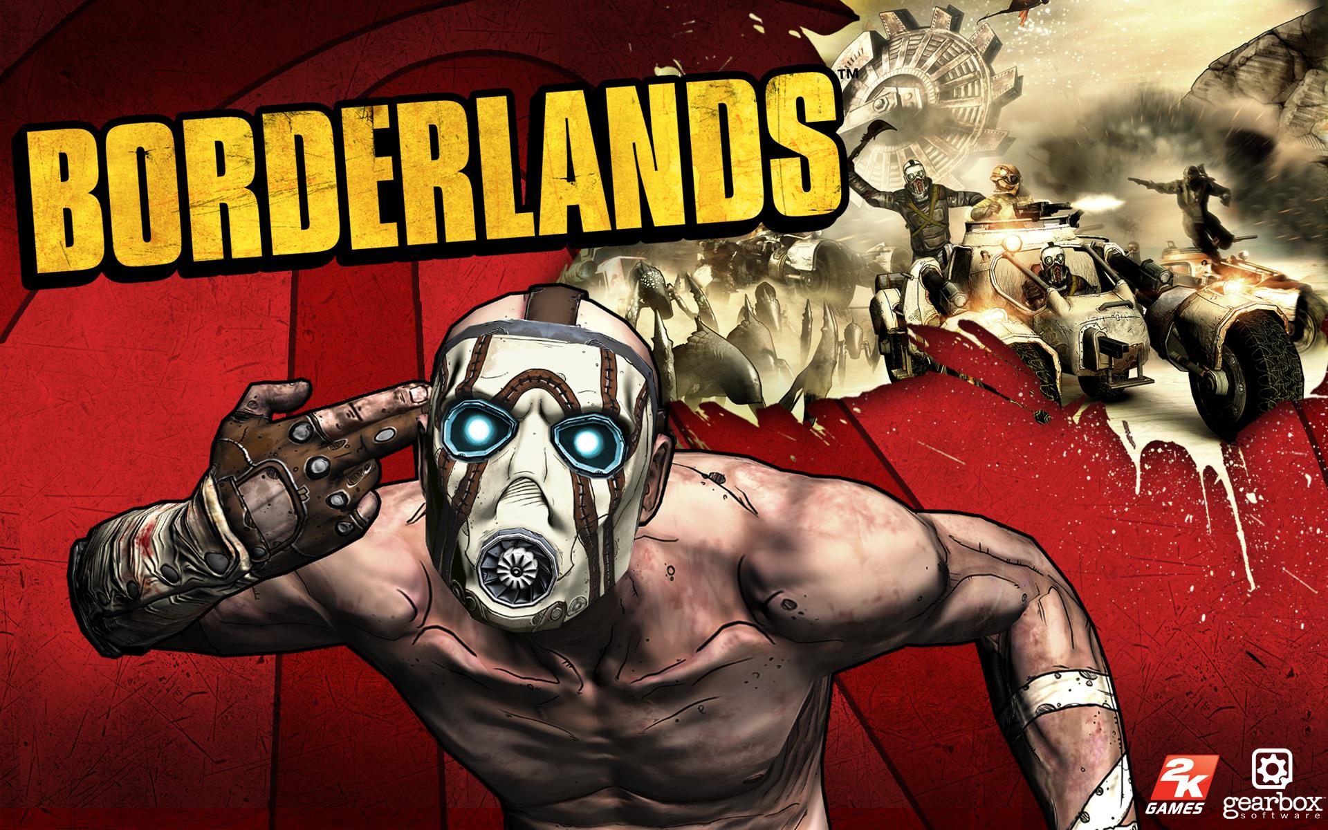 Borderlands Res: 1920x1200 / Size:1503kb. Views: 20450