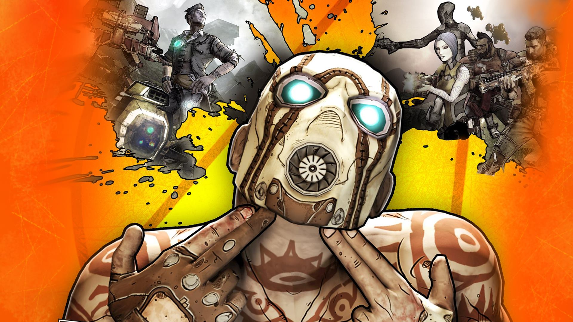Wallpaper - borderlands-2 Wallpaper
