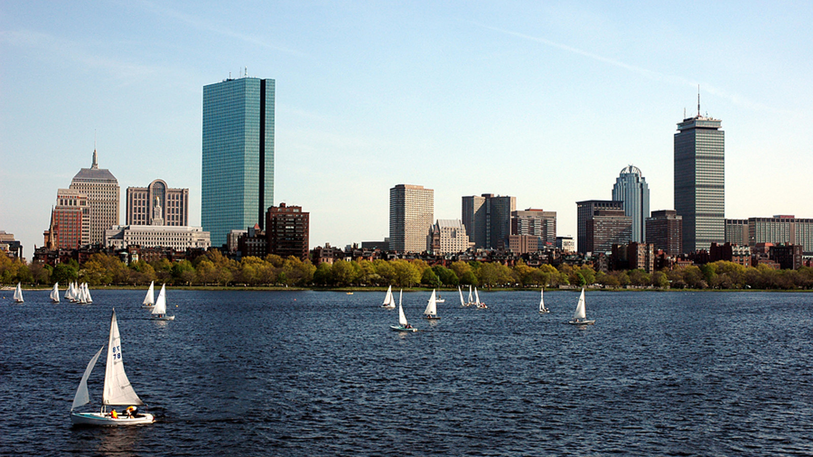 Boston Wallpaper