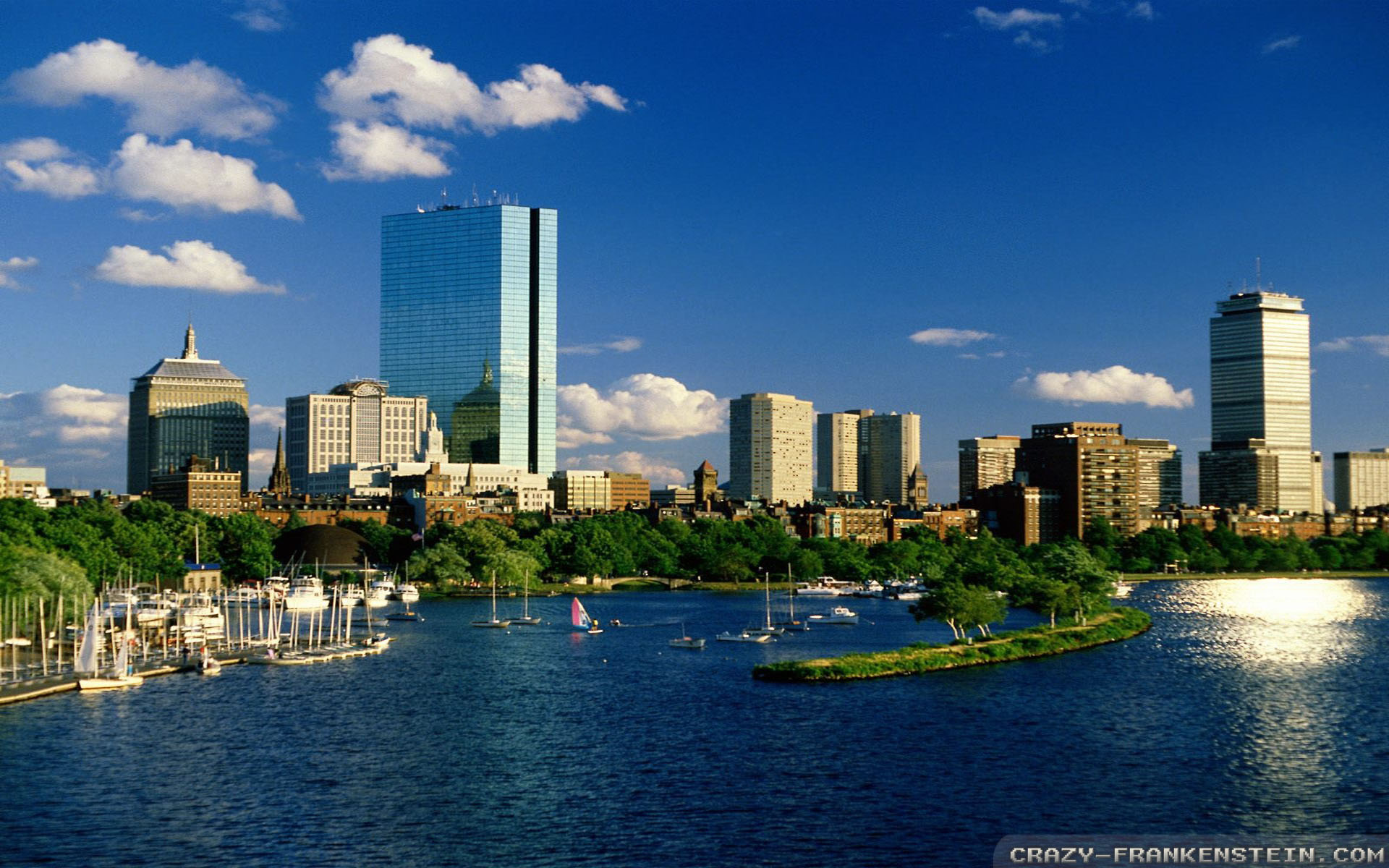 Wallpaper: Boston wallpapers. Resolution: 1024x768 | 1280x1024 | 1600x1200. Widescreen Res: 1440x900 | 1680x1050 | 1920x1200