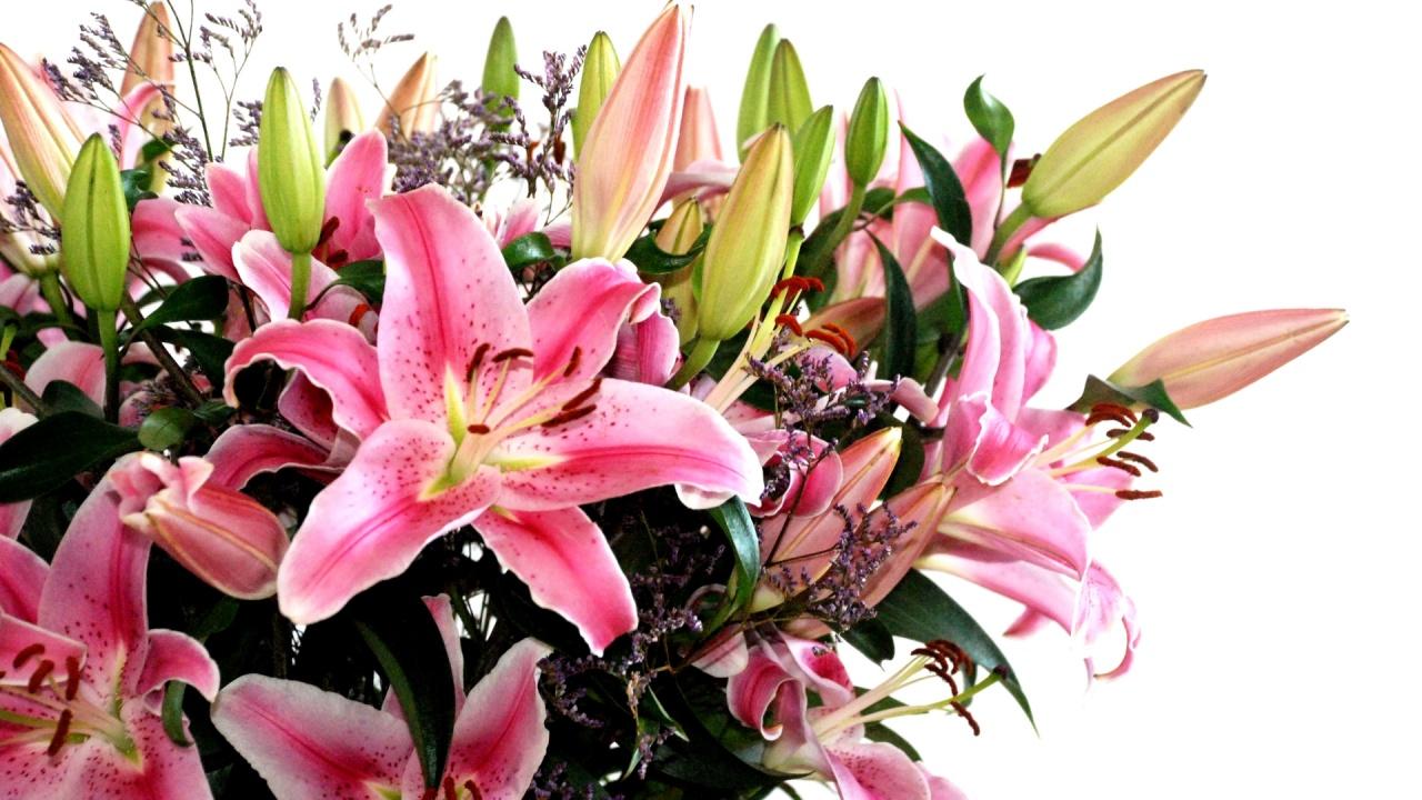 Flower Bouquet HD Wallpaper