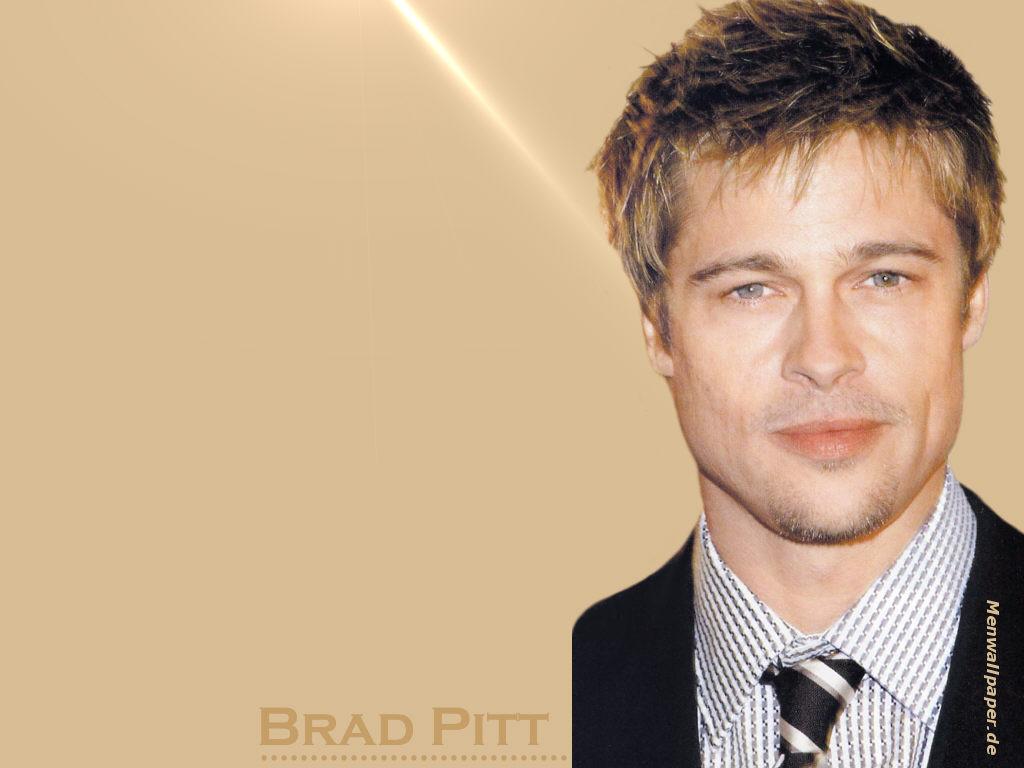 Brad Pitt Hd Background Wallpaper 18 Thumb