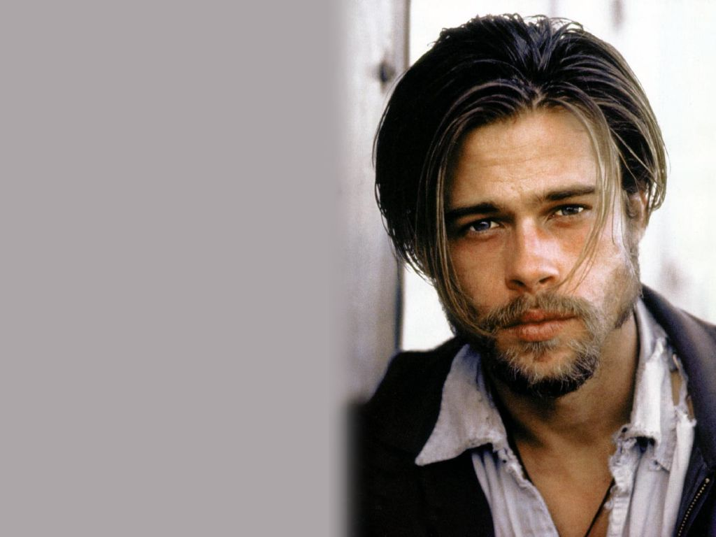 Hollyweirdest: Brad Pitt owned guns in kindergarten? | Liberal actor admits he's still armed to this day, fired handguns at age eight | Media Equalizer