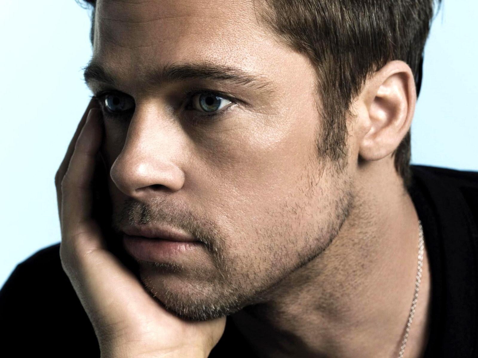 ... Brad Pitt Wallpaper ...
