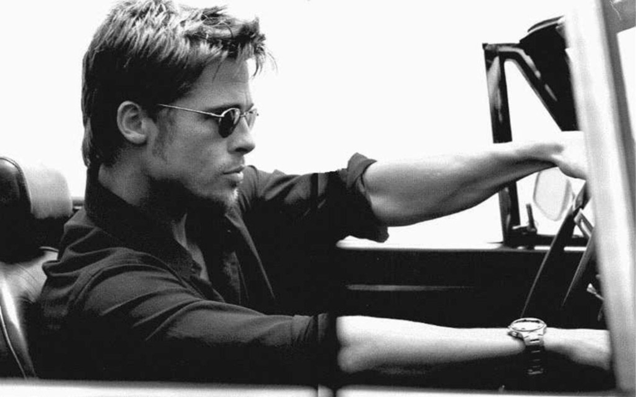 Free Brad Pitt Wallpaper HD