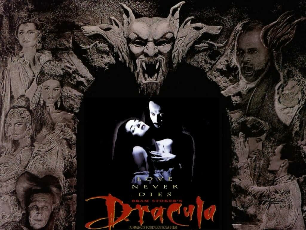 I will mention again, I grew up on Hammer Horror films when it came to Dracula and the famous horror monsters. But this, Bram Stoker's Dracula may have been ...