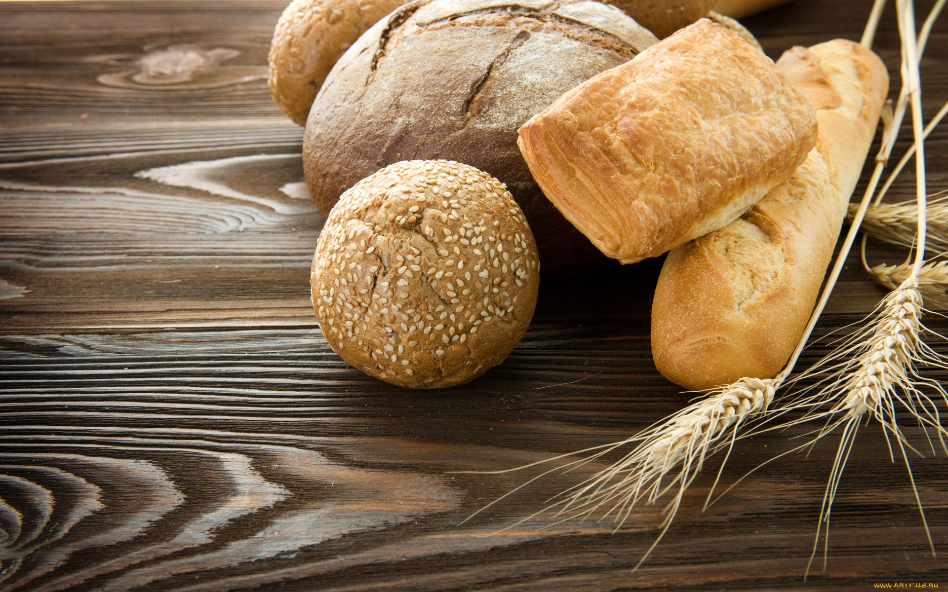 HD Wallpaper | Background ID:330081. 1920x1200 Food Bread