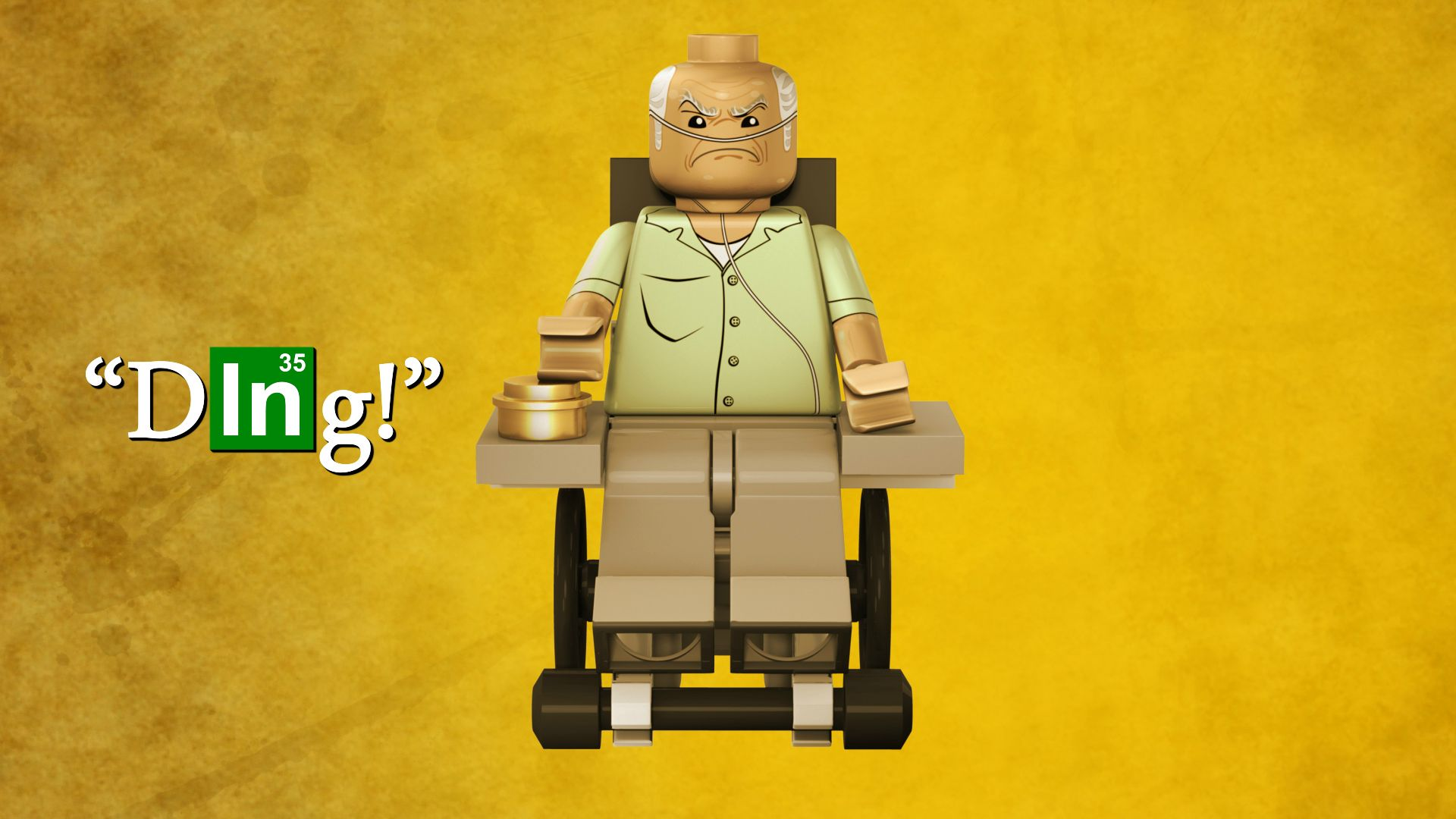 Breaking Bad Lego Toys