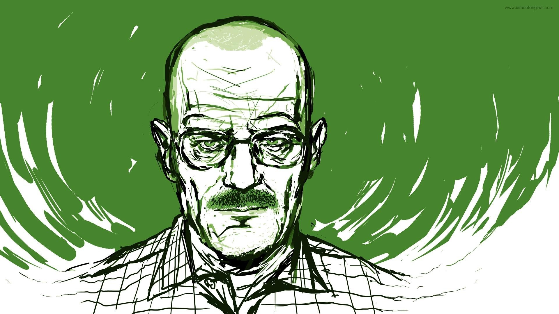 Breaking Bad Walter White Art