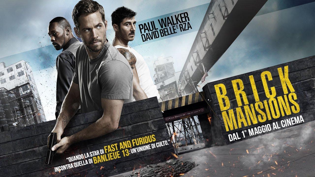 Brick Mansions -Trailer ufficiale italiano #2 [HD]