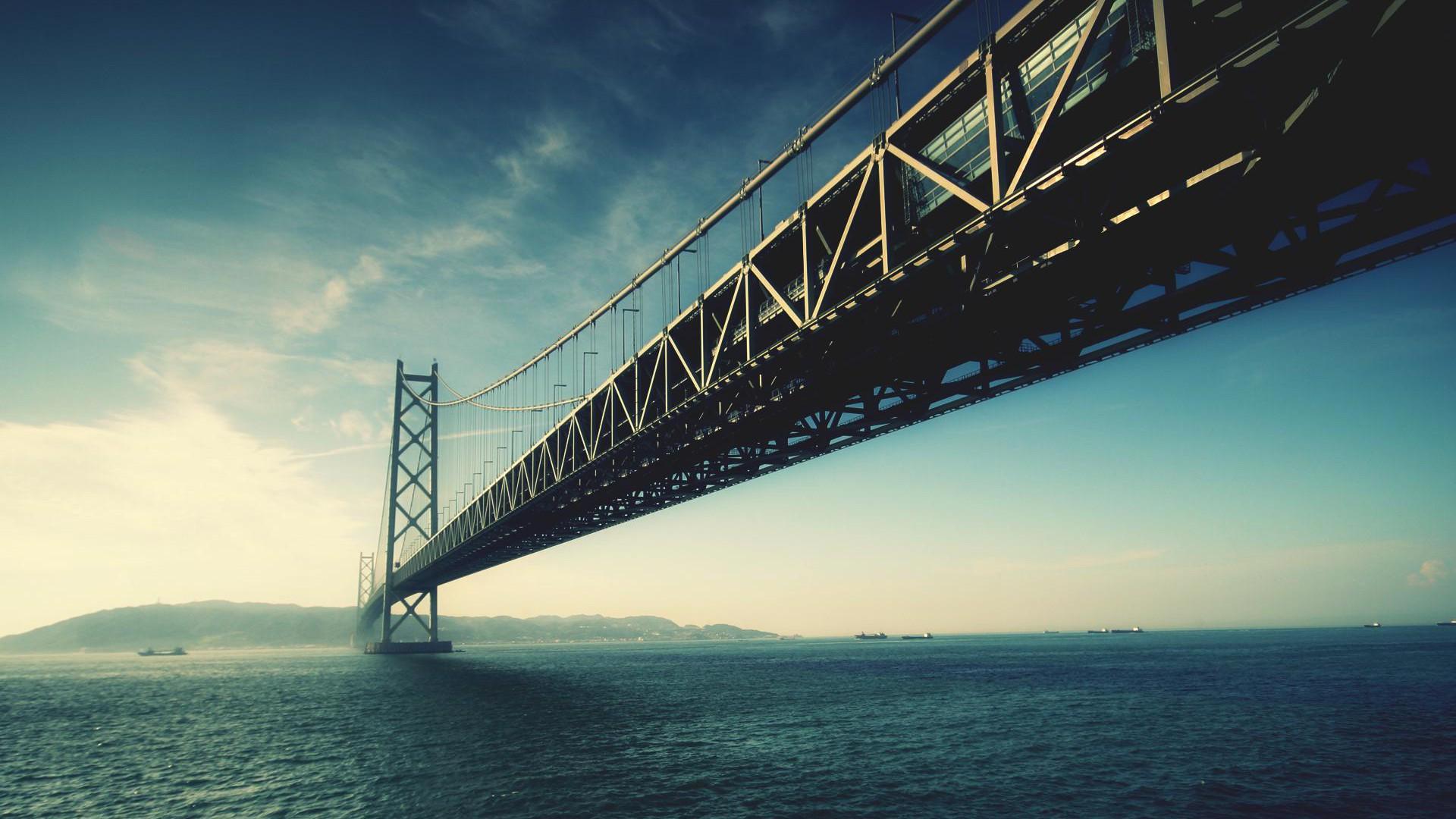 Bridge Wallpapers 12287