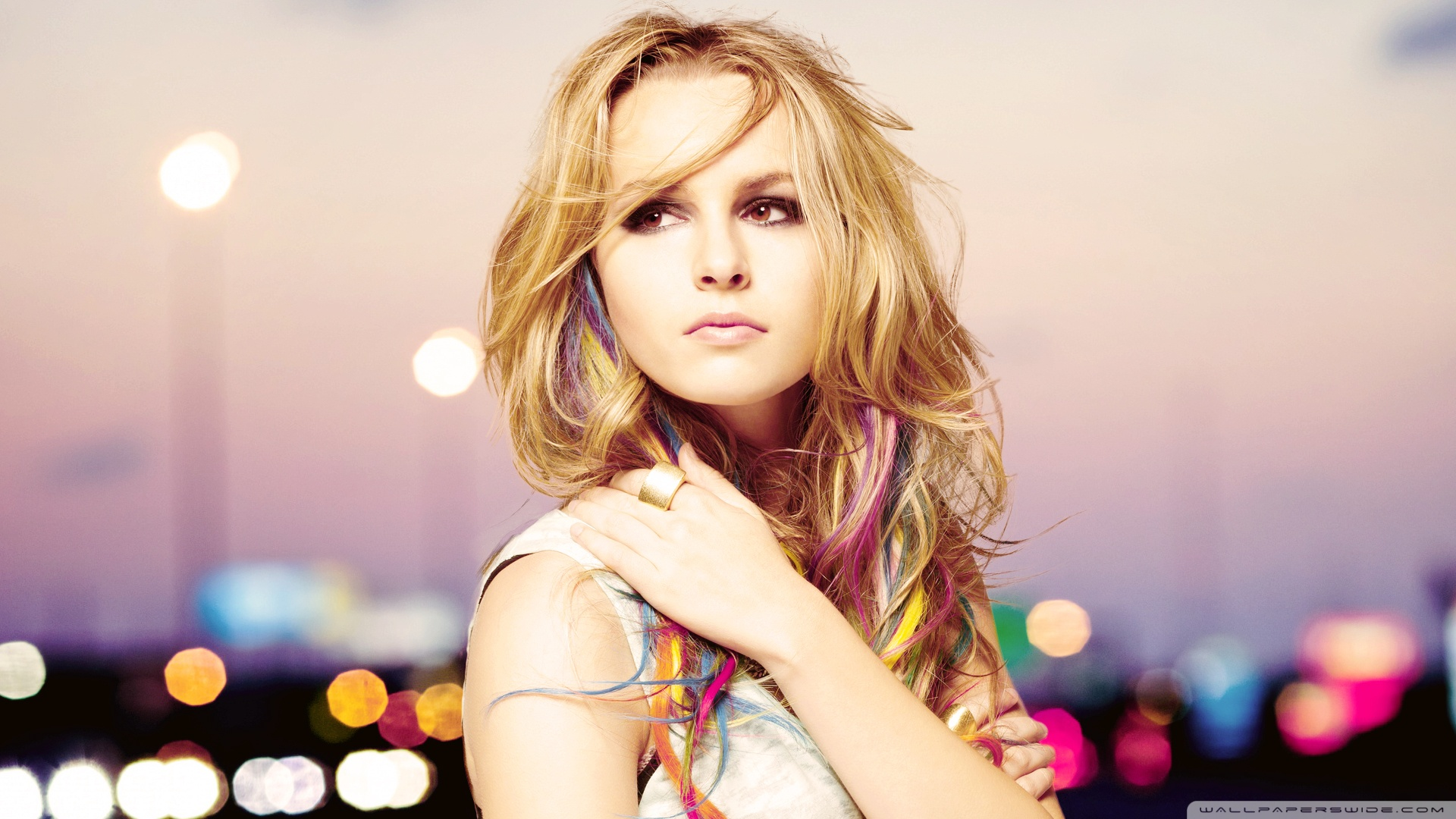 Bridgit Mendler's Best Push Nomination!