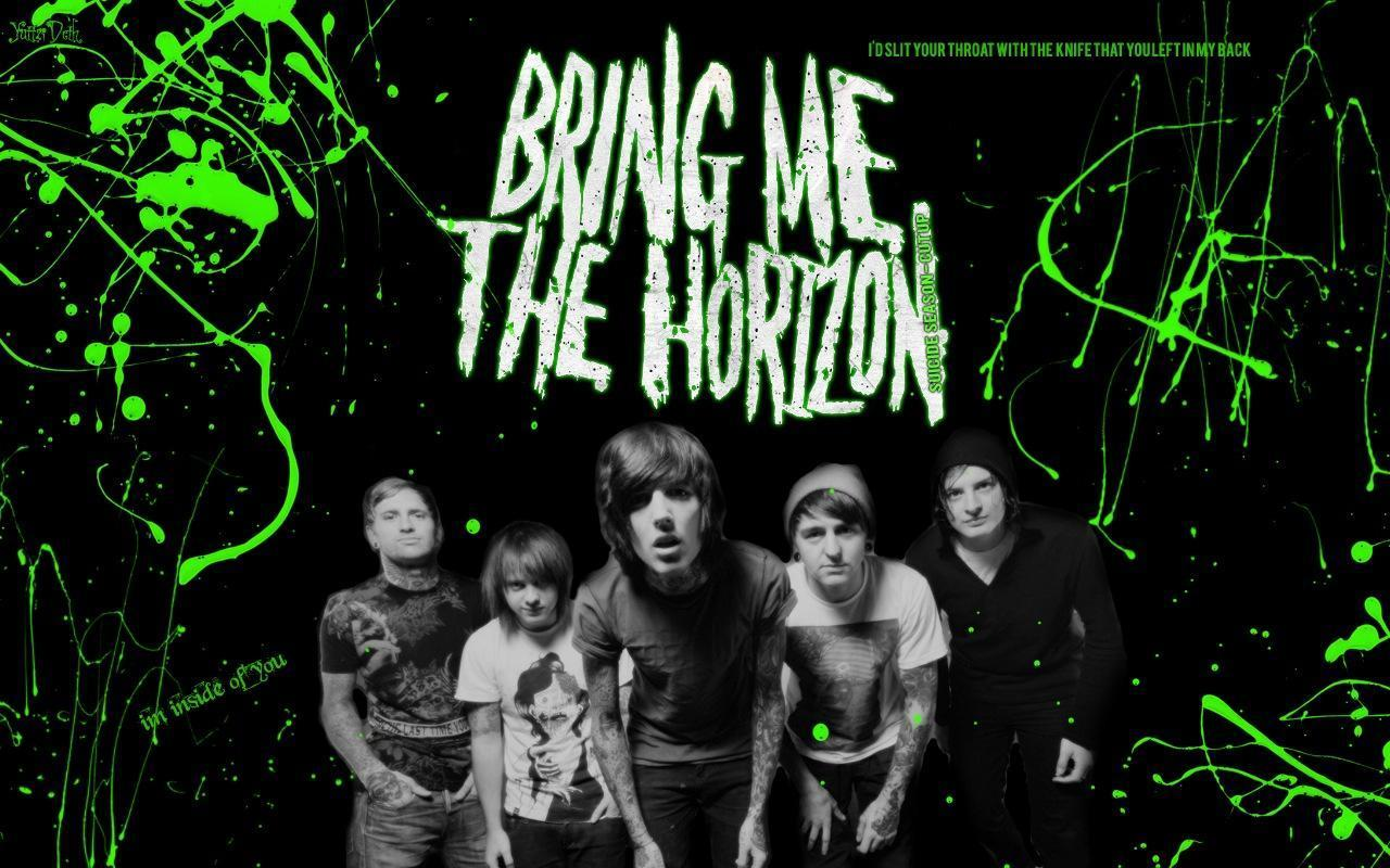 Bring Me The Horizon Bring Me The Horizon <3