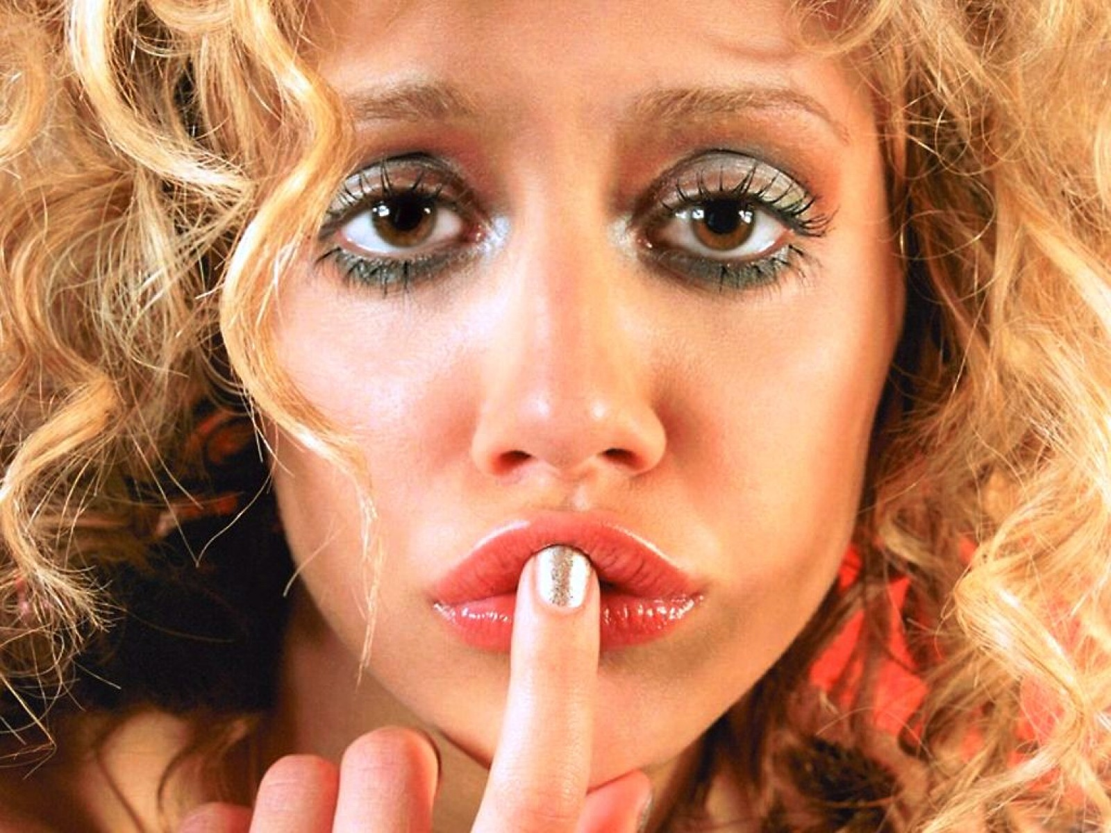 Brittany Murphy shh vow of silence …