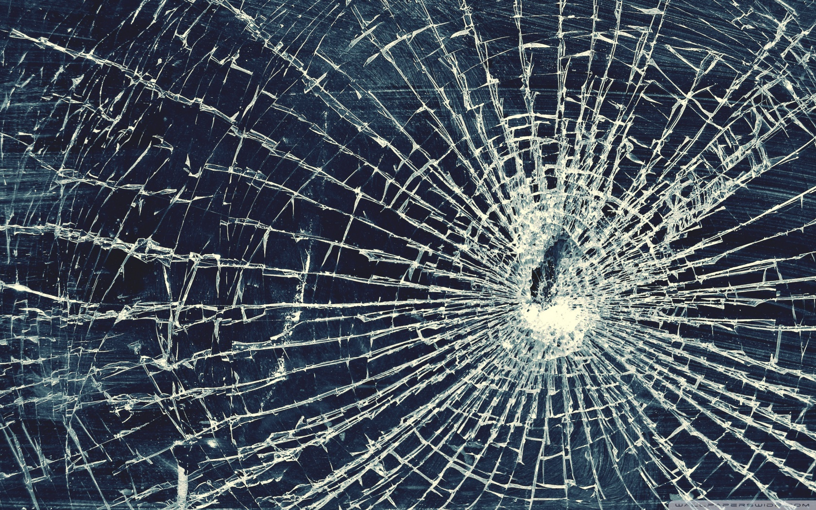 Broken Glass Wallpaper