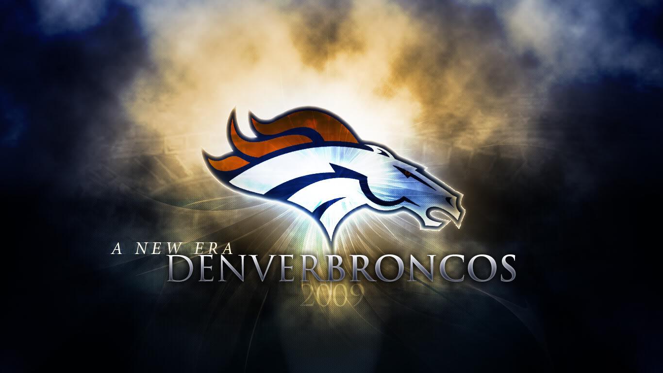 Wallpaper Denver Broncos: Wallpapers Squad Broncos The Orange Mane Denver Fan 1366x768px