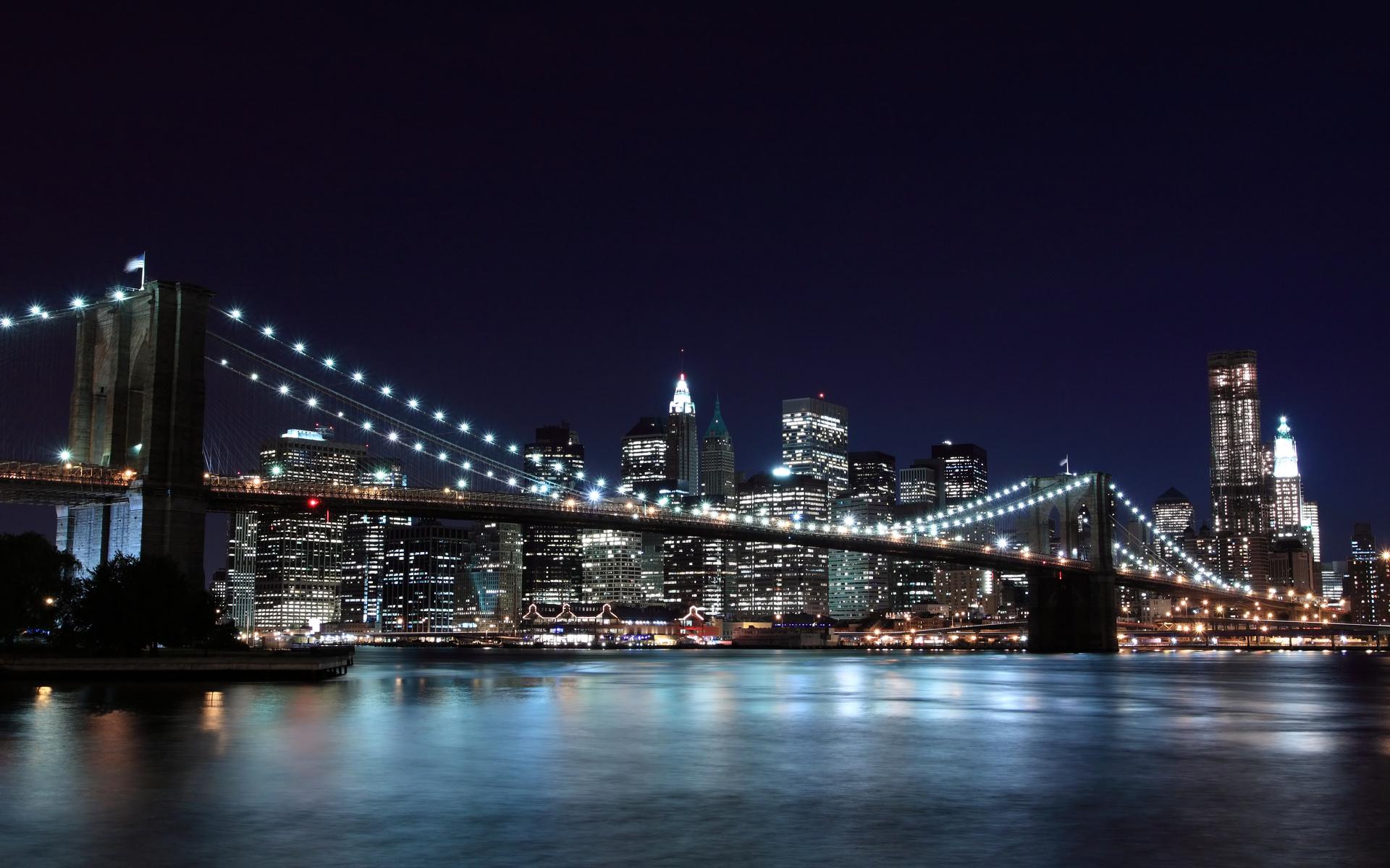 Free Brooklyn Bridge Wallpaper