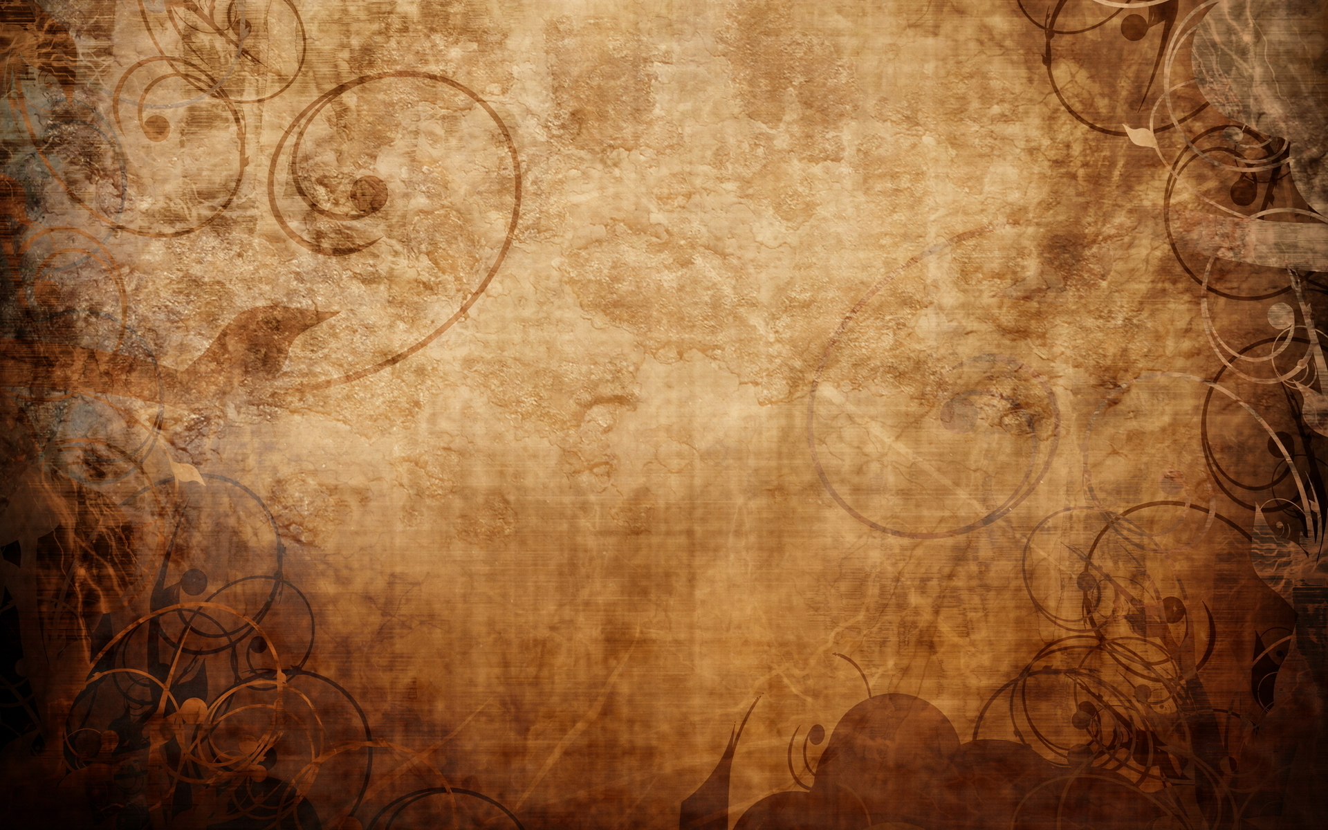 Brown Vintage Background