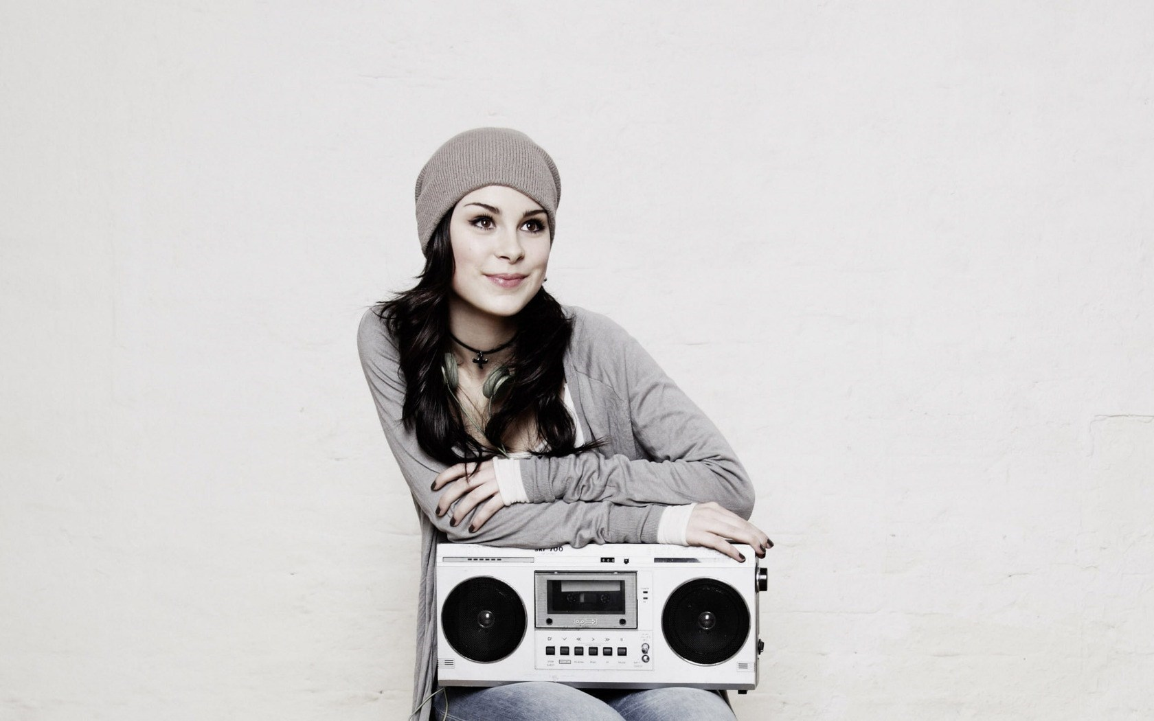 Brunette Lena Meyer Landrut Pretty Singer Music