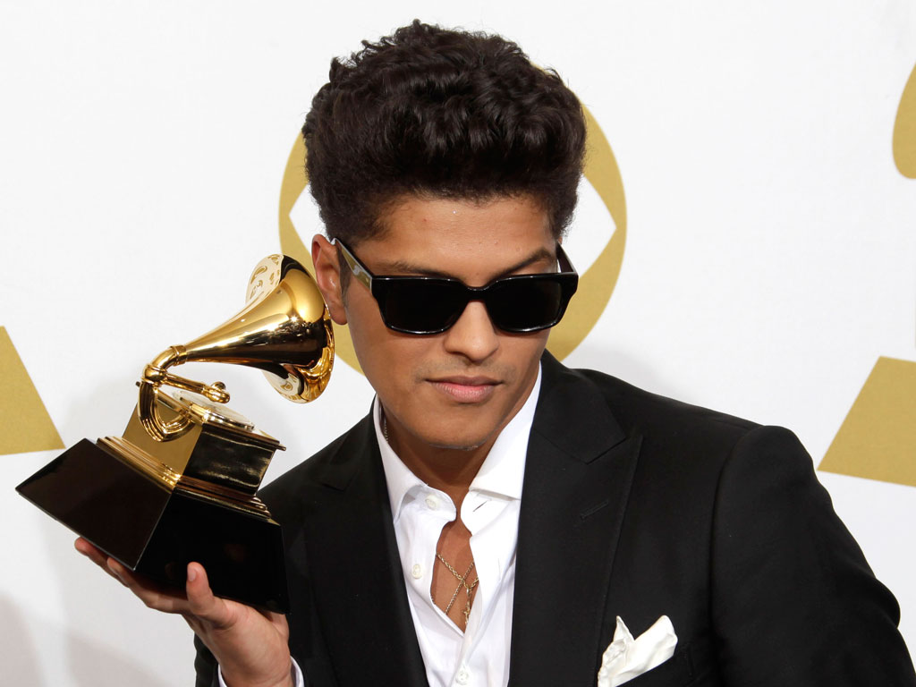 Bruno Mars Is Disliked, But Mostly by Older People
