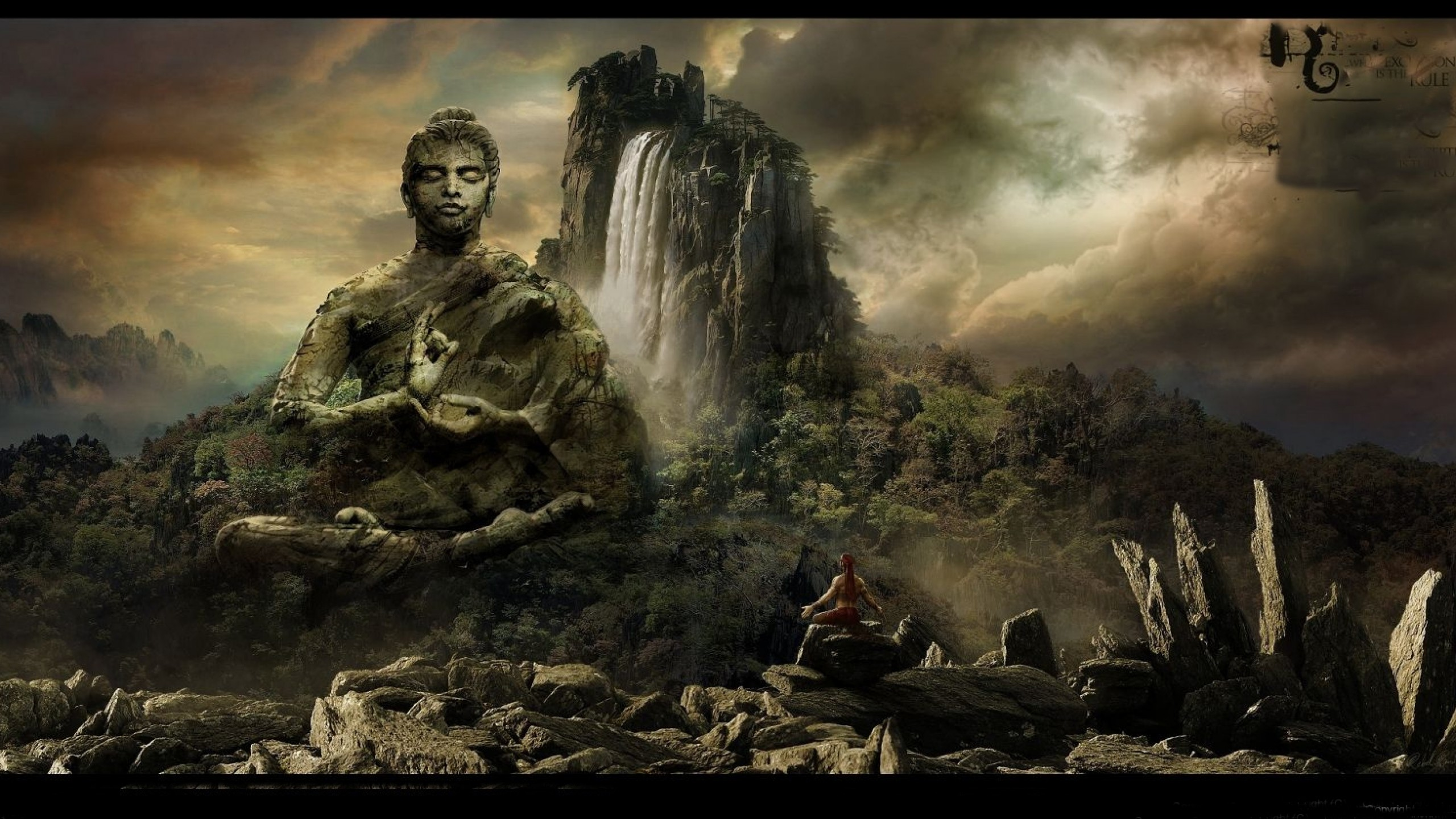 Buddha hd Wallpaper
