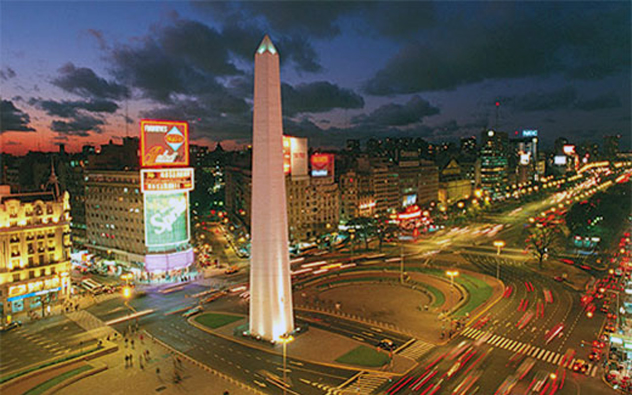 Buenos Aires Lights wallpaper