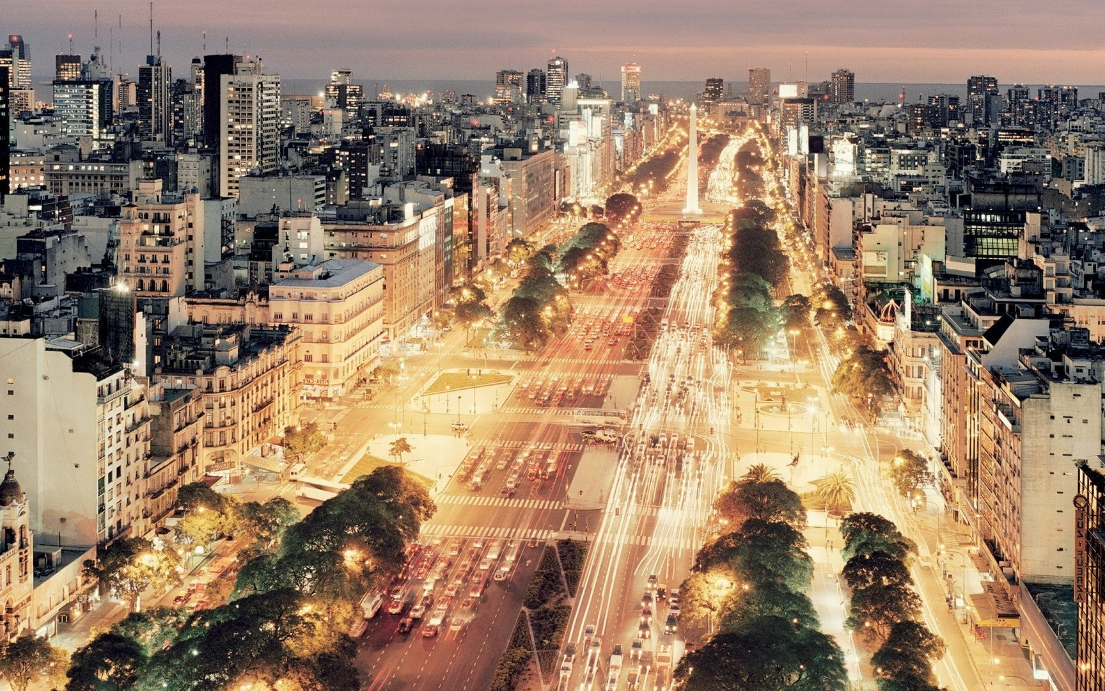 HD Wallpaper | Background ID:459012. 3840x2400 Man Made Buenos Aires