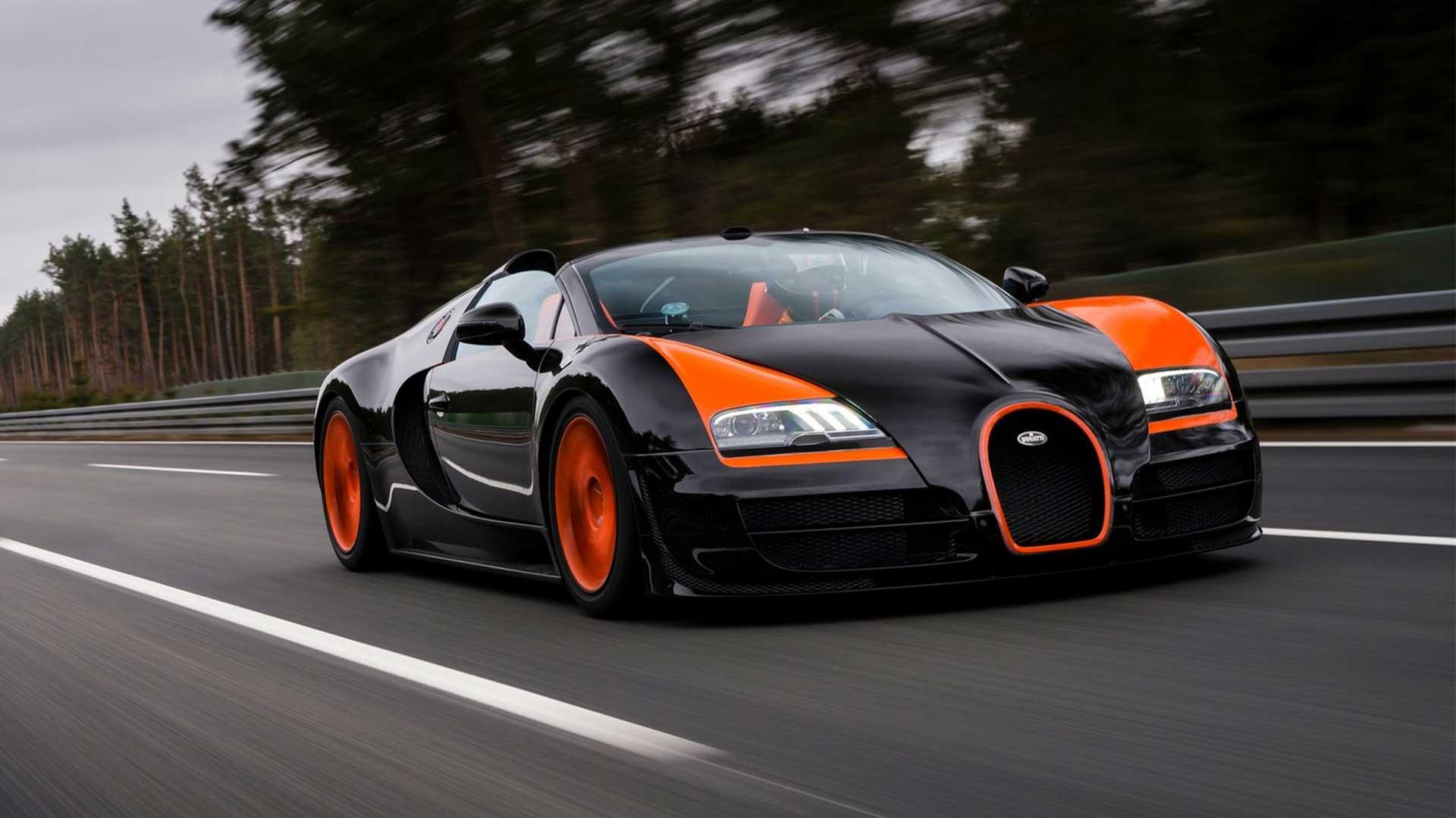 wallpaper of Bugatti 4