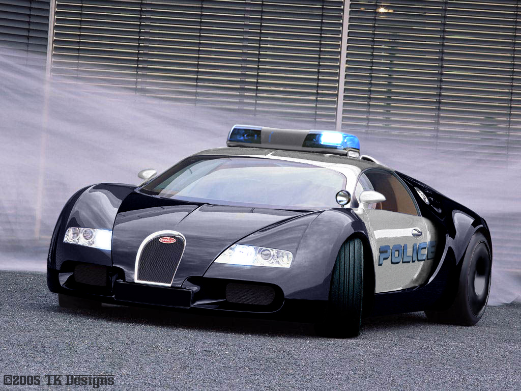 Bugatti Veyron Interceptor by TK-Designs