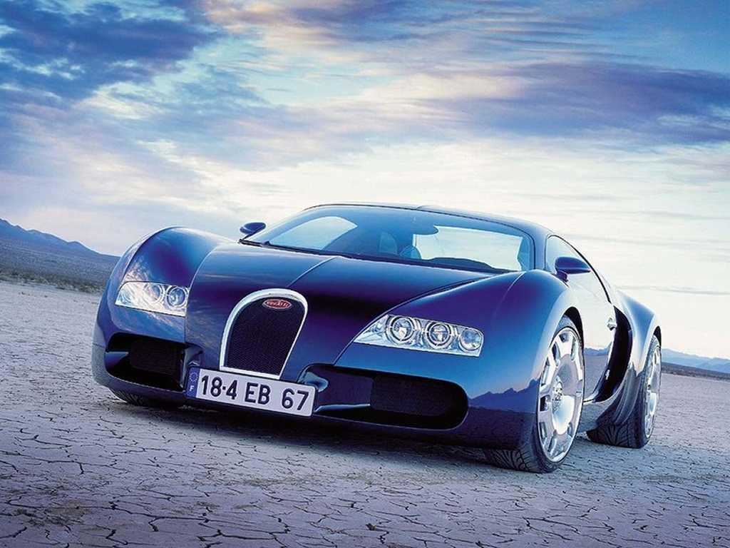 Bugatti HD