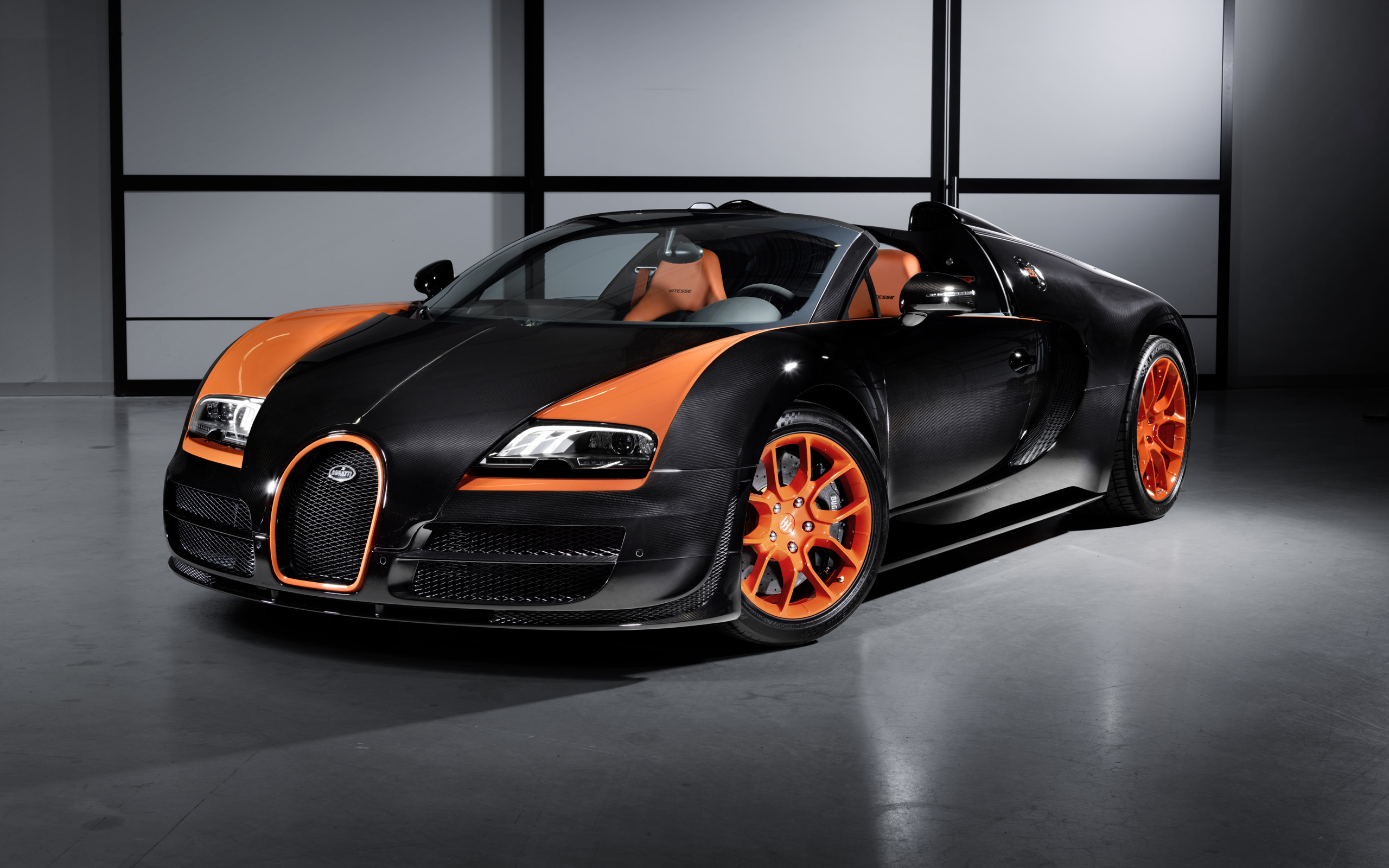 2013 Bugatti Veyron 16 4 Grand Sport Vitesse