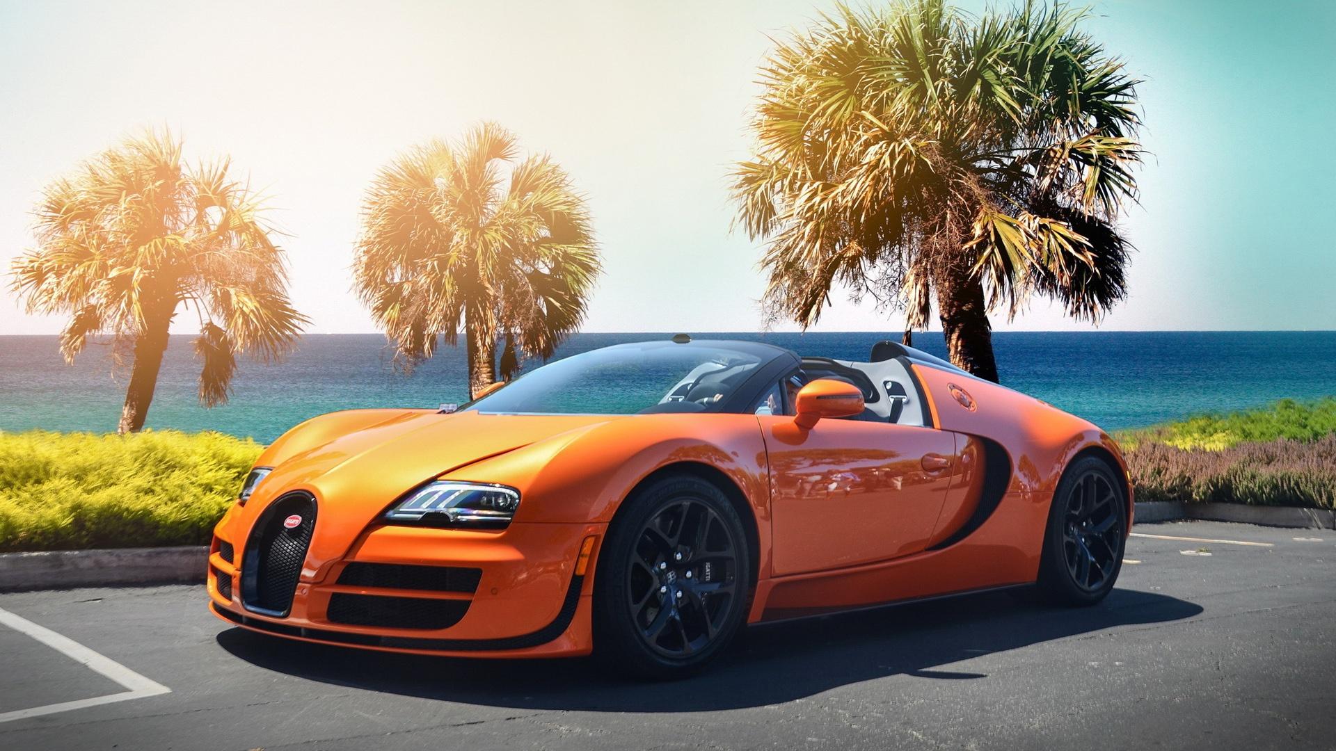 Gorgeous Bugatti Wallpaper