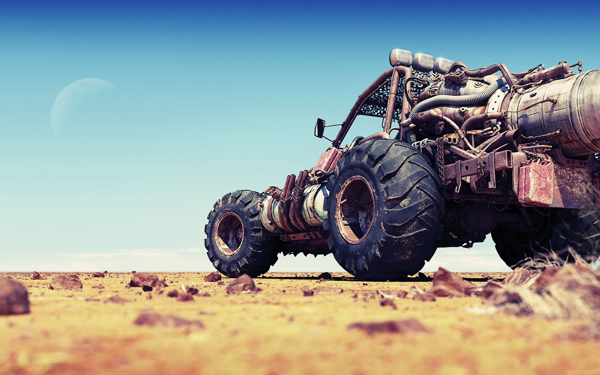 Buggy mad max