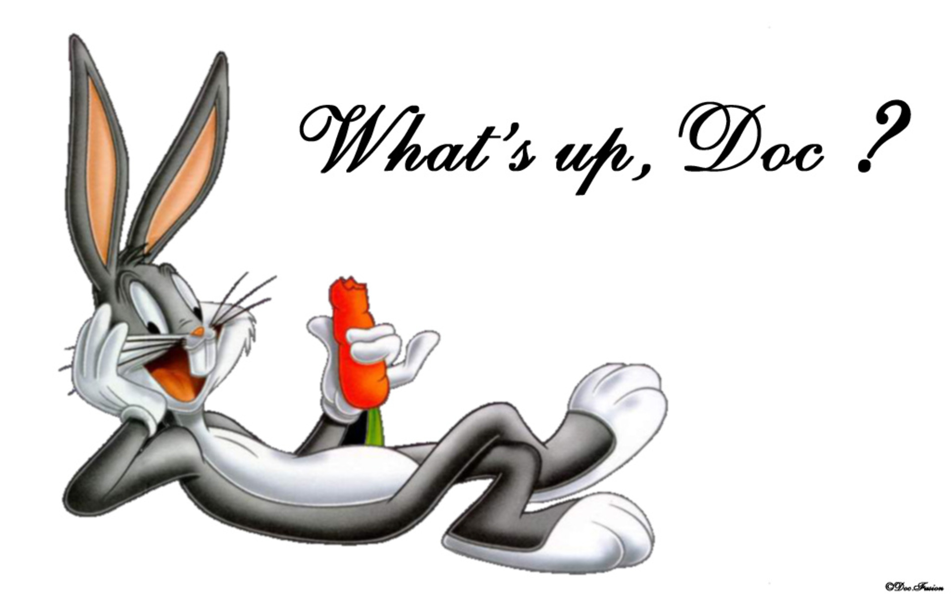 HD Wallpaper | Background ID:439463. 1920x1200 Cartoon Bugs Bunny
