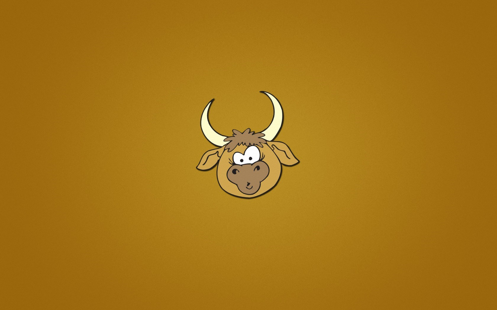 Bull Art Cartoon
