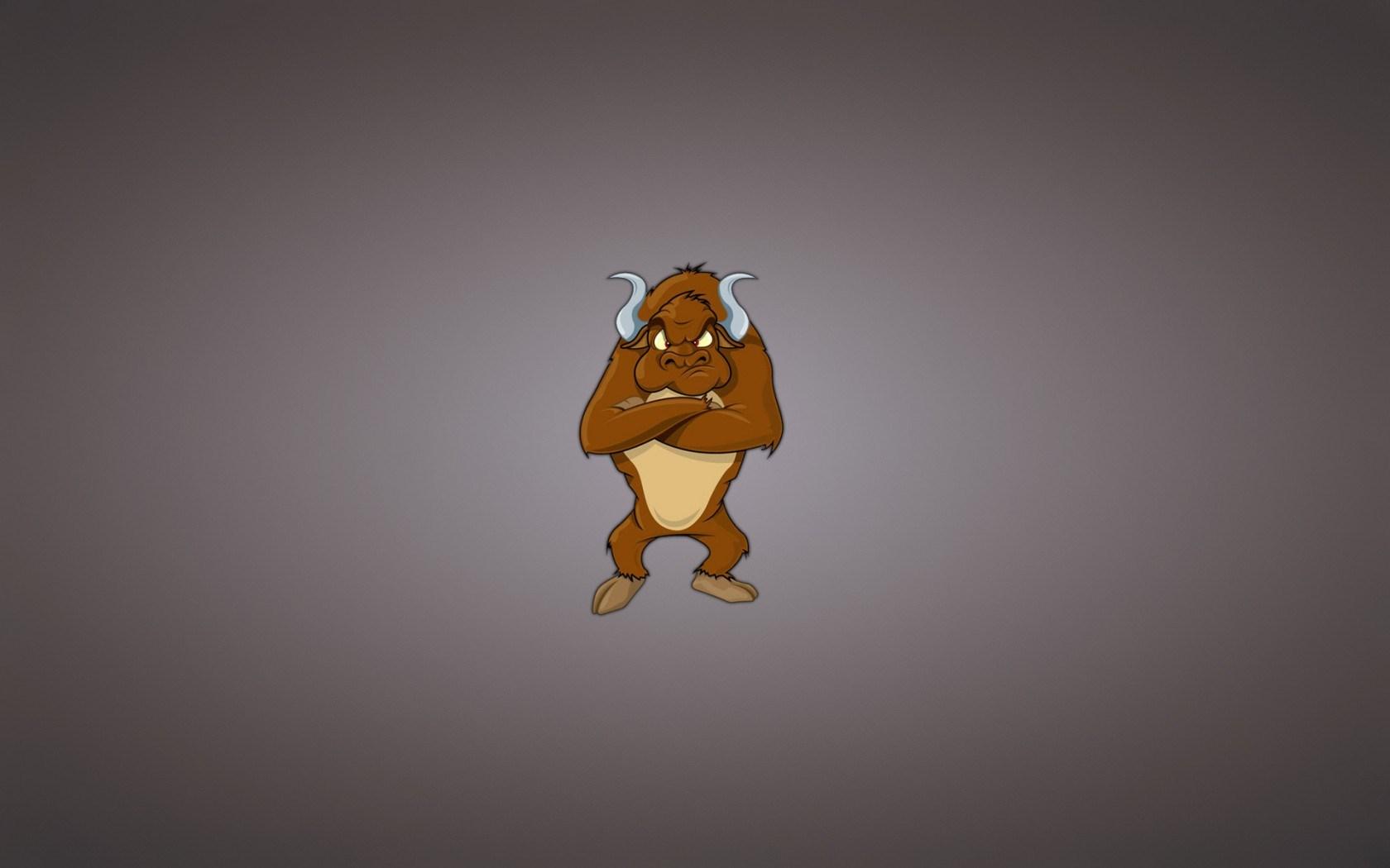 Bull Horns Serious