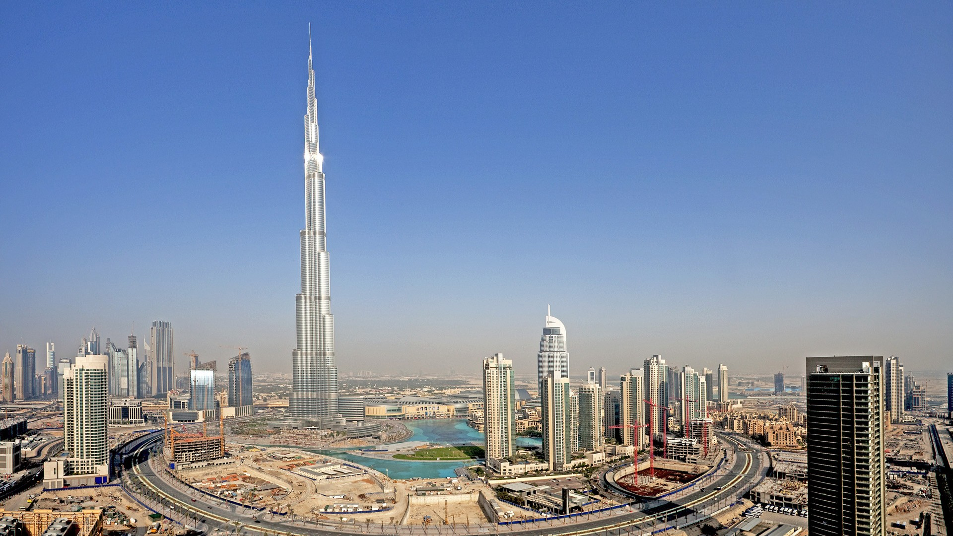 Burj al Khalifa Dubai