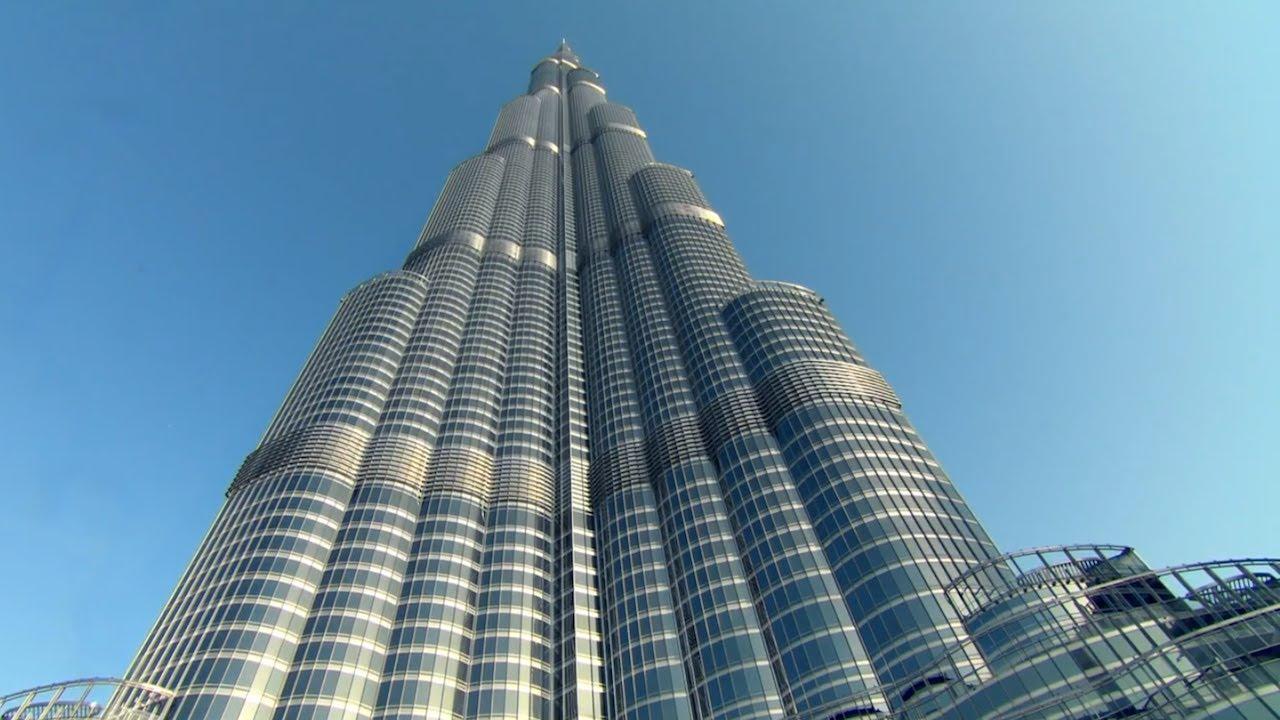Explore Views of the Burj Khalifa with Google Maps