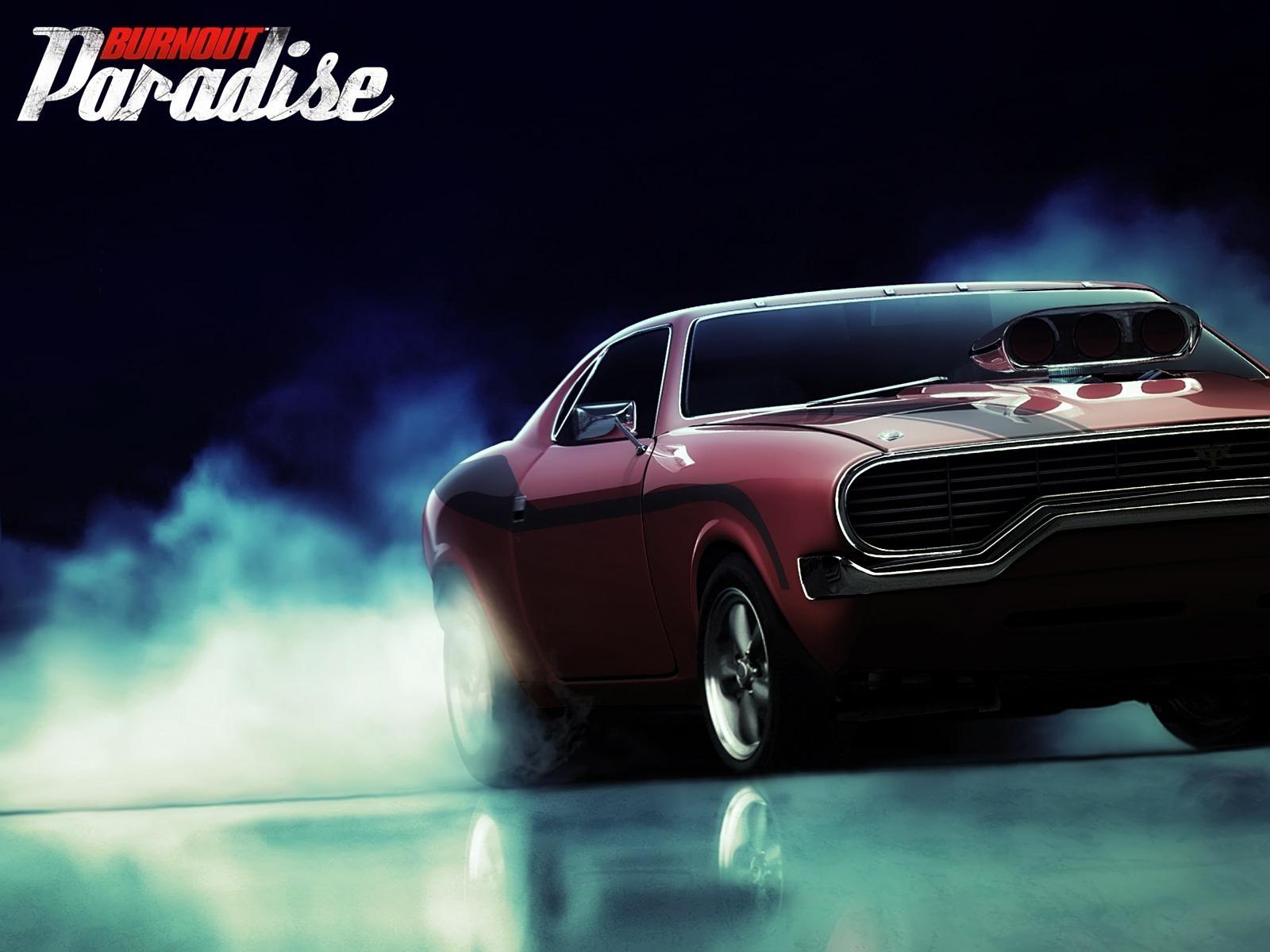 Burnout Paradise HD Wallpapers