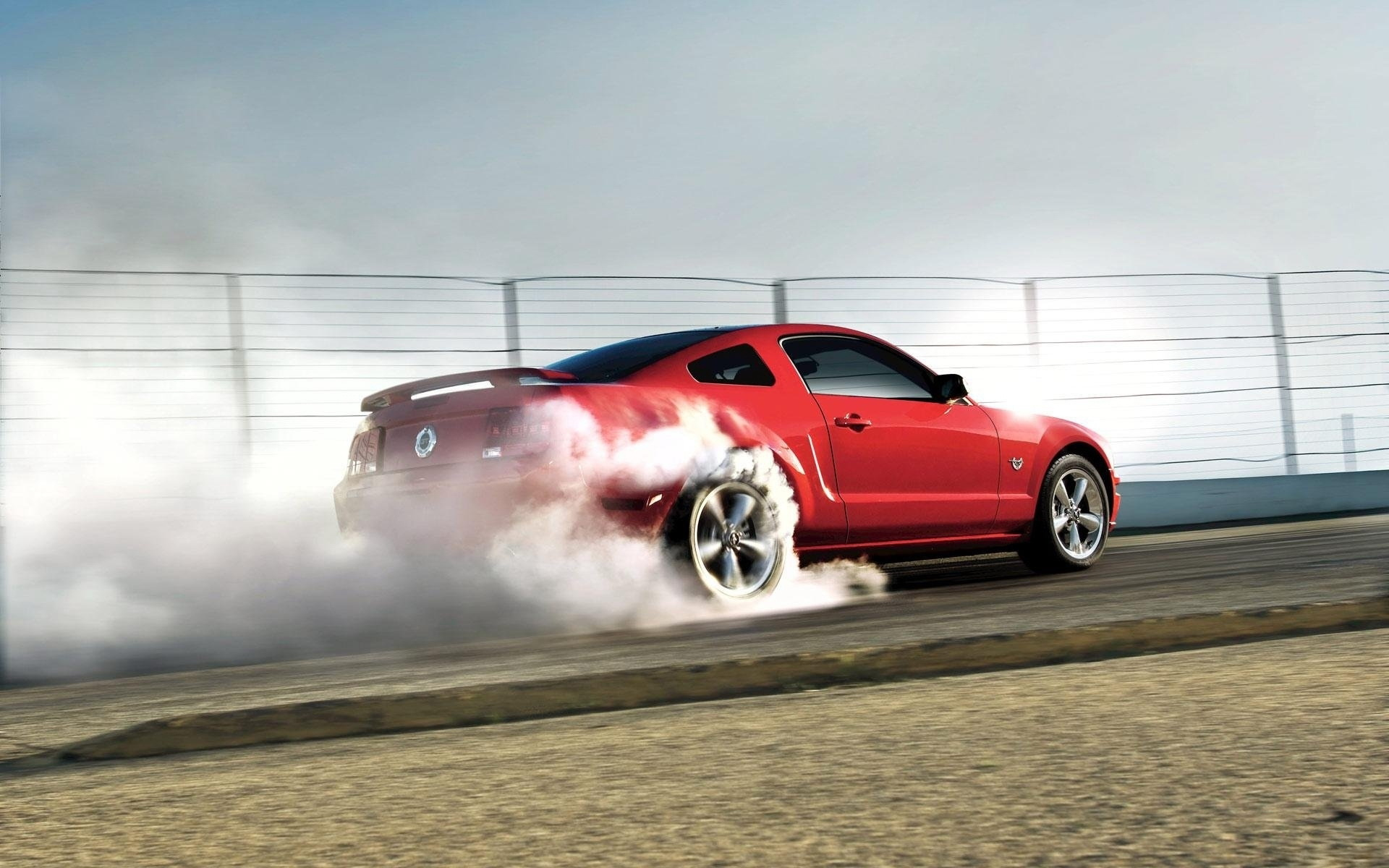 Burnout Wallpaper