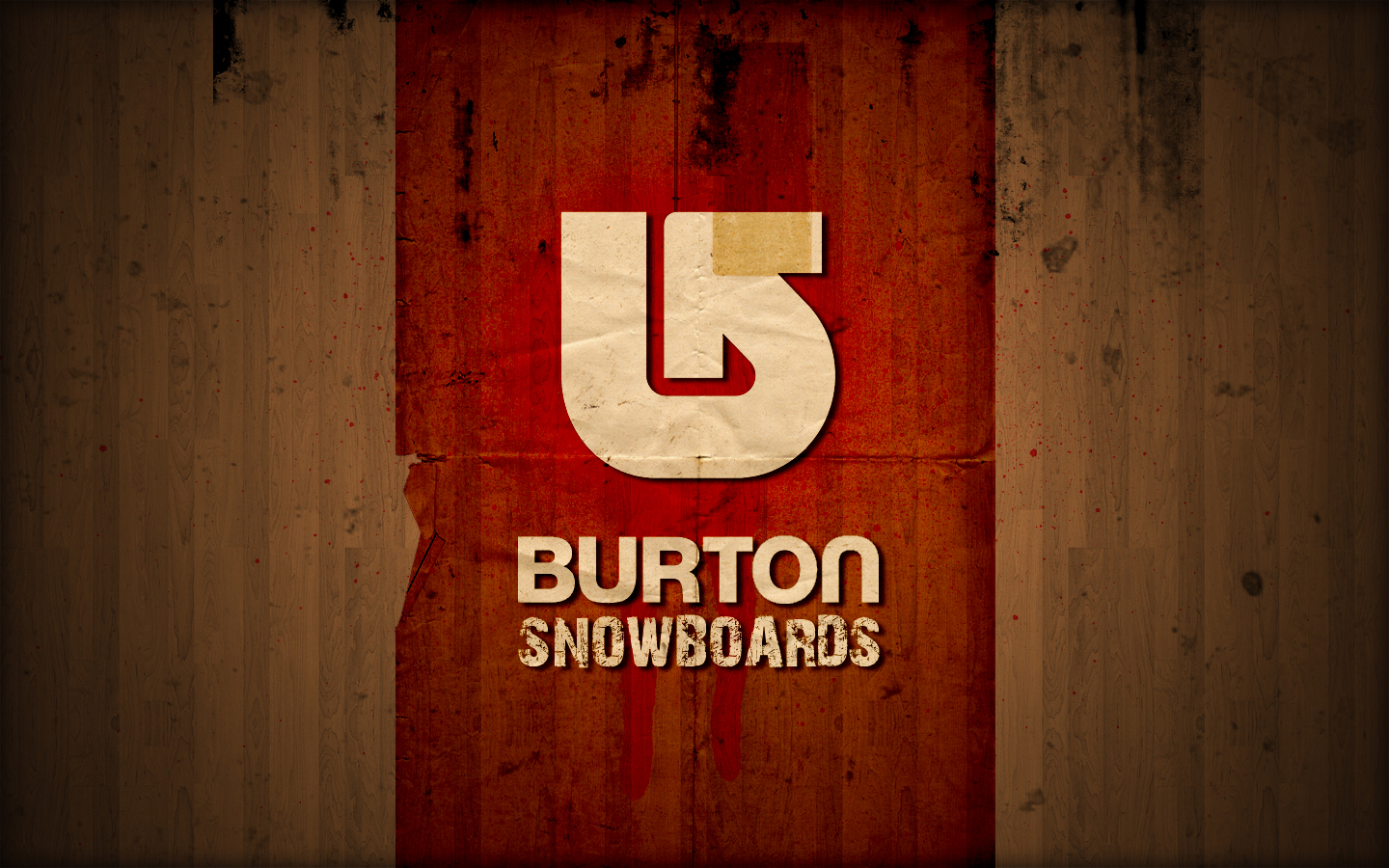Burton Logo Wallpaper