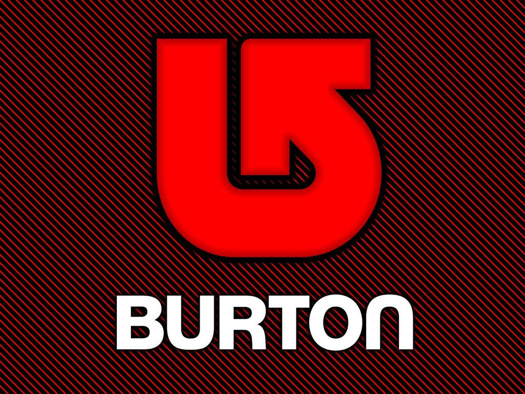 Burton Logo Wallpaper