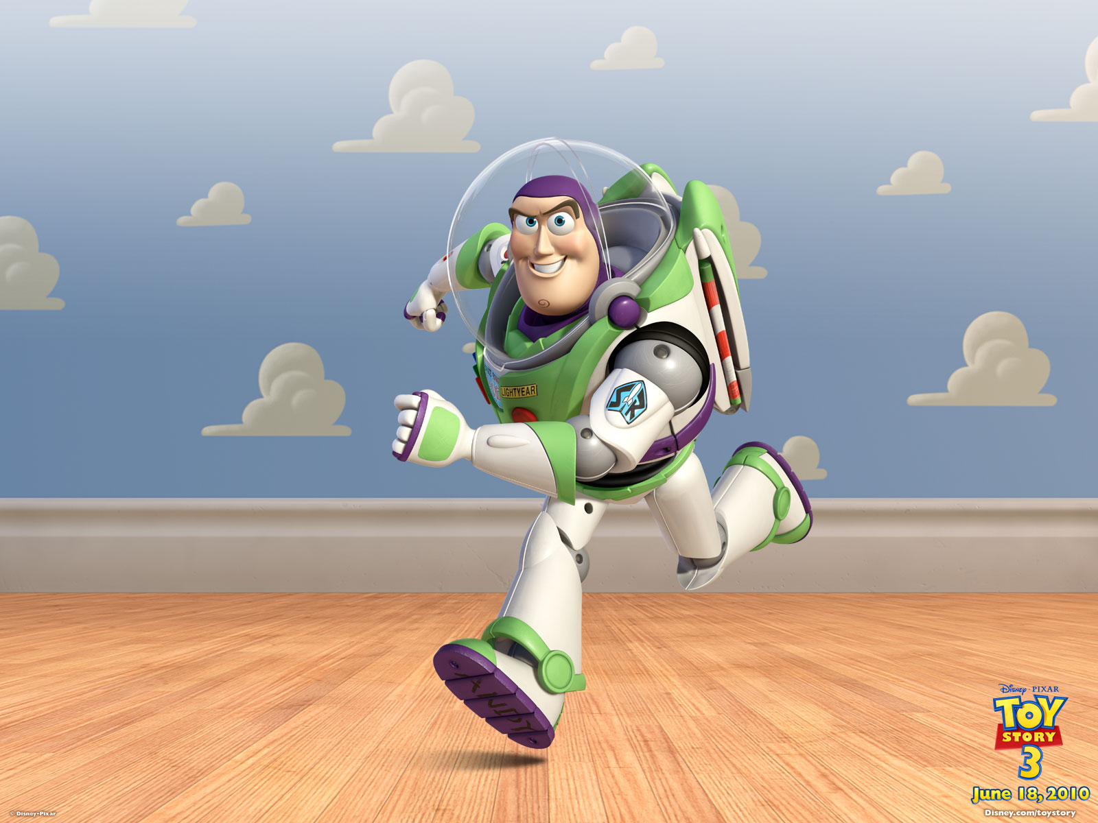 Buzz Lightyear Wallpaper
