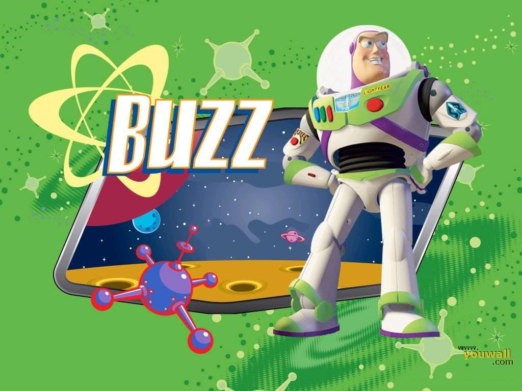 Normal 4:3 resolutions: 800 x 600 1024 x 768 Original Link. Download Buzz Lightyear desktop wallpaper ...
