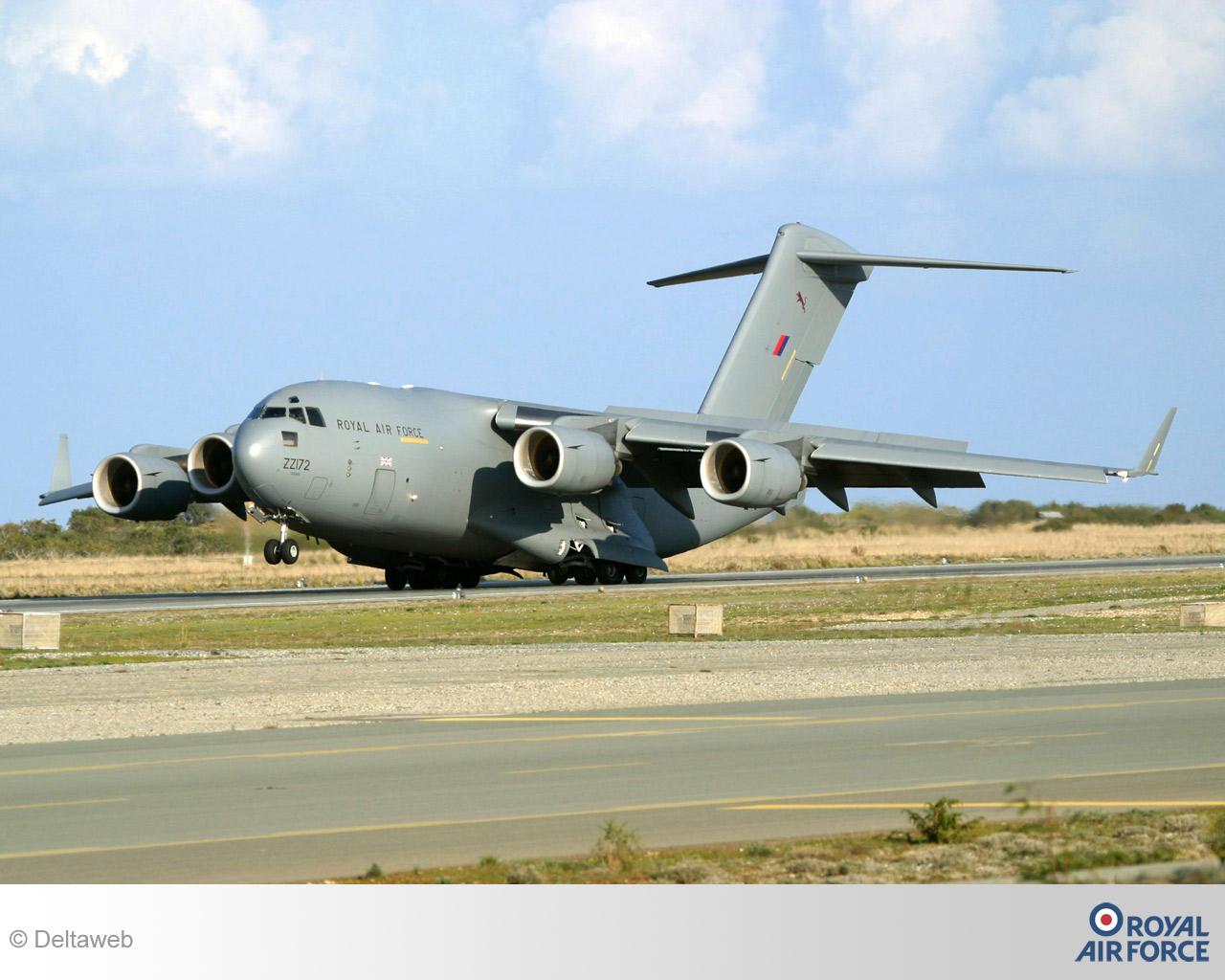 C17 Aircraft. 800x600