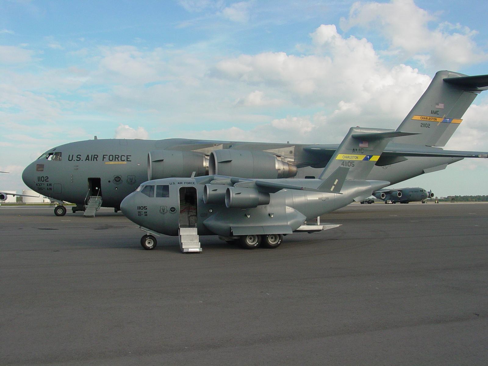 DOWNLOAD HI-RES / PHOTO DETAILS. The Mini C-17 ...