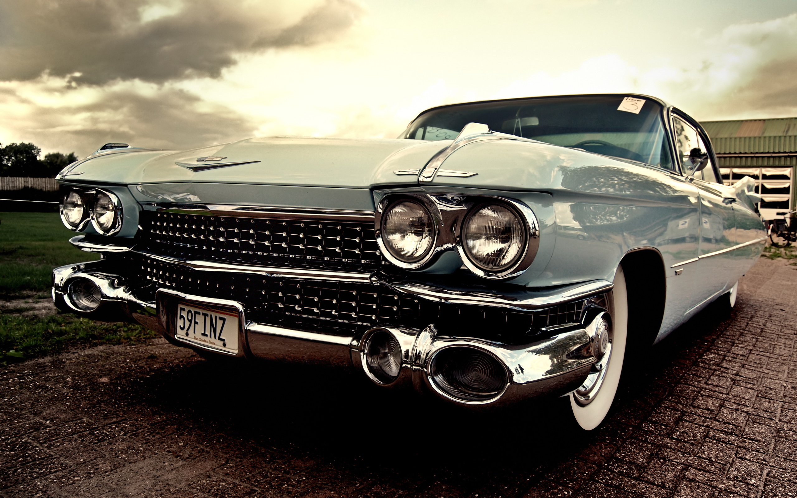 Cadillac Wallpaper Android Phone HD