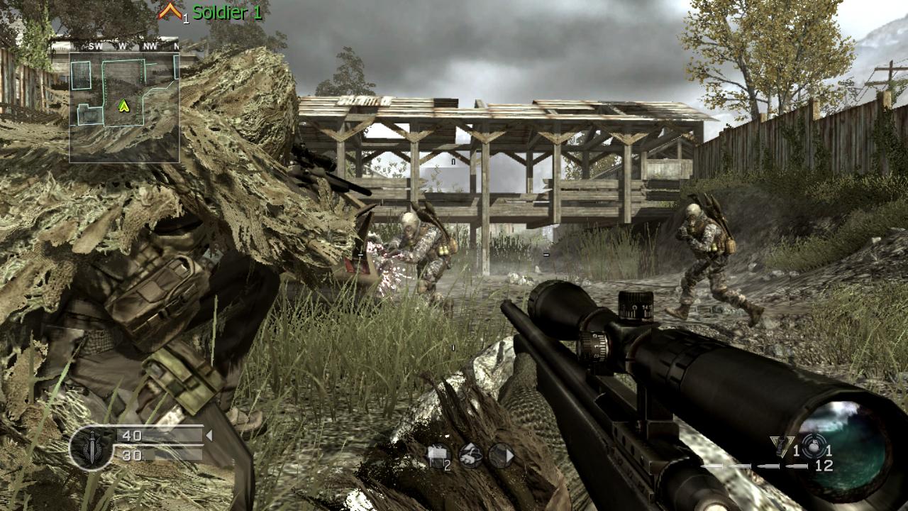 call-of-duty-4-modern-warfare -6. 0. By Mike Geib on November 6, 2014