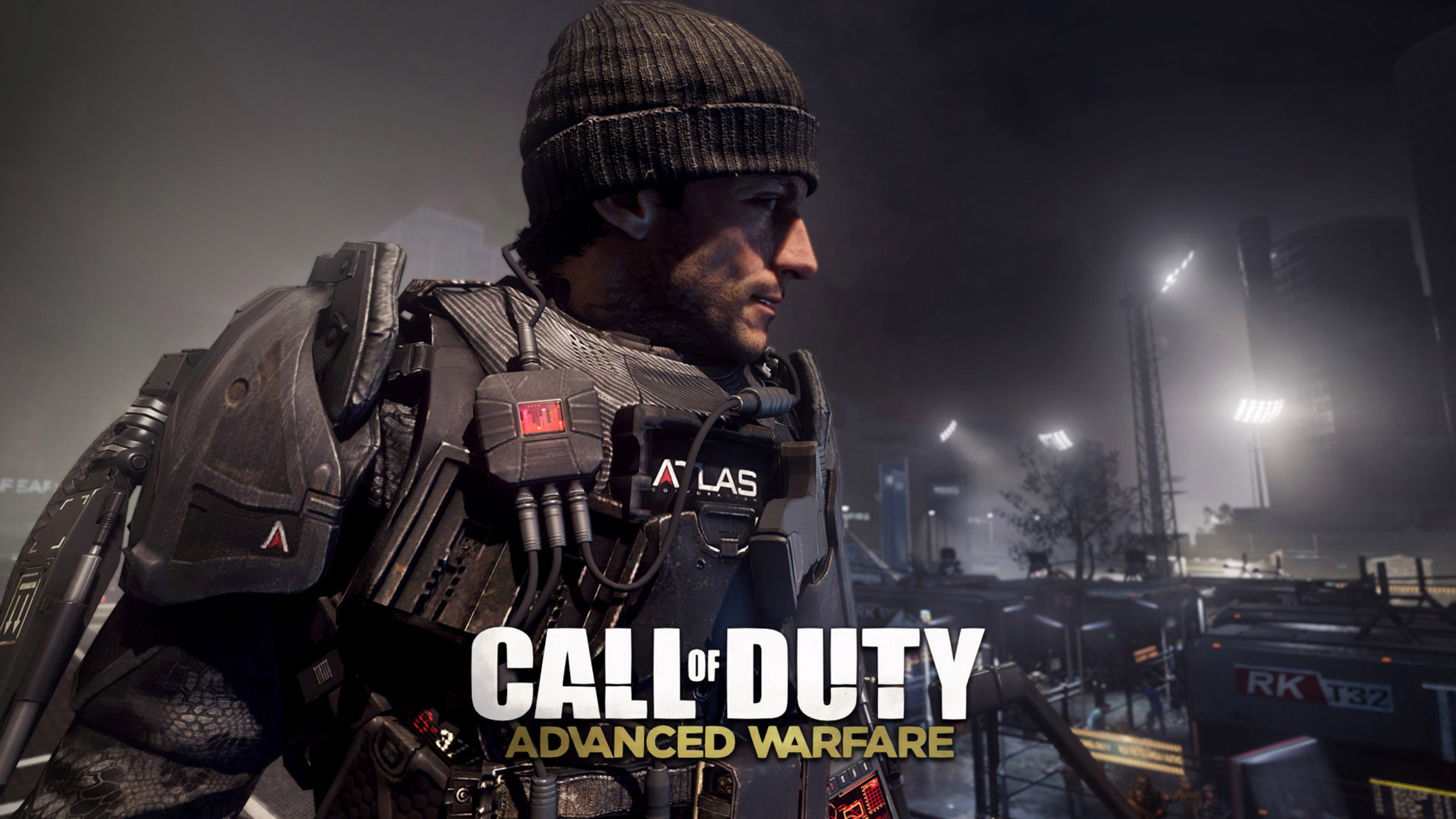 ... Call Of Duty Advanced Warfare Wallpaper PS4 ...